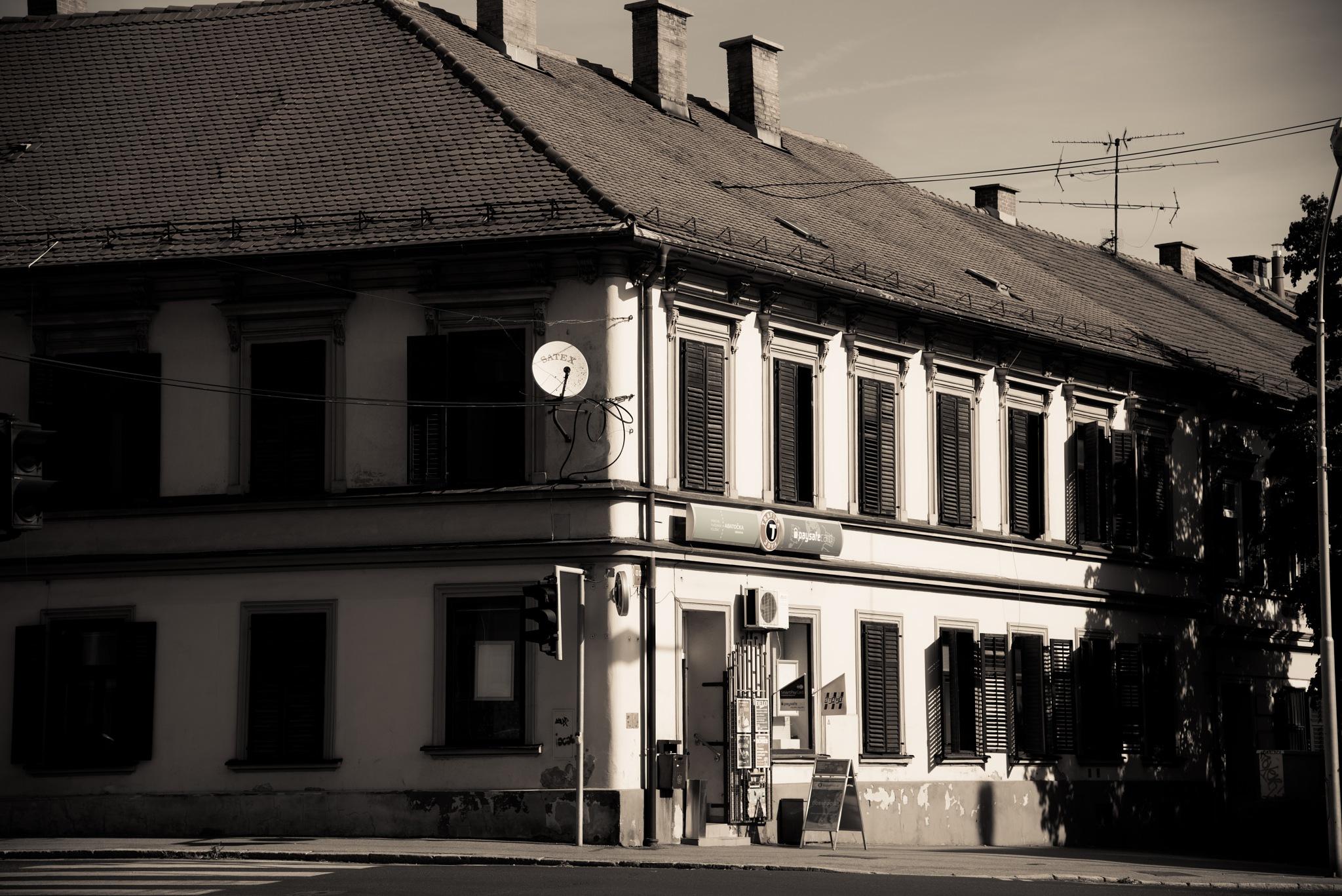 corner by dusanvladimir