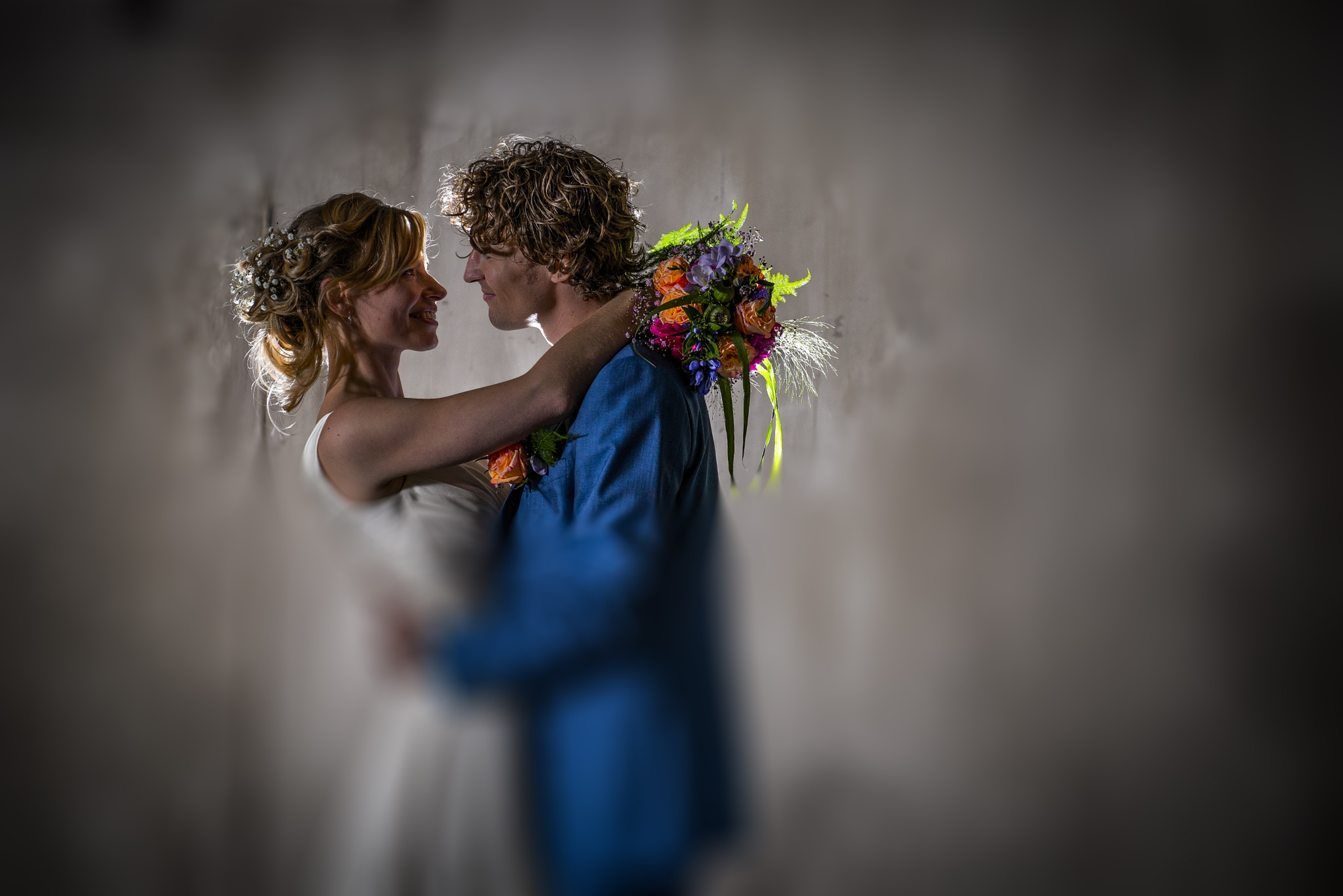 Beautiful wedding :-) by Henk van Hoek