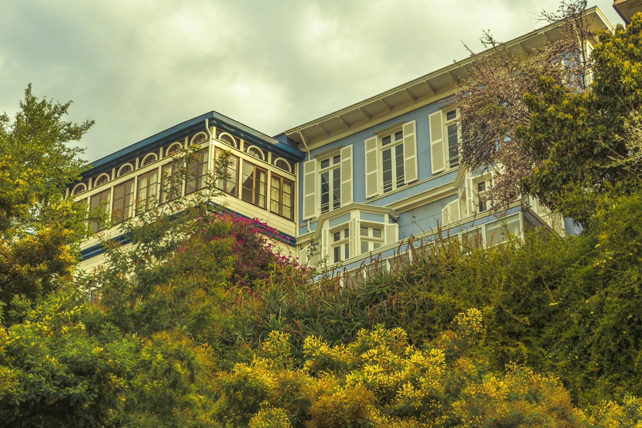 Valparaiso by ecamus