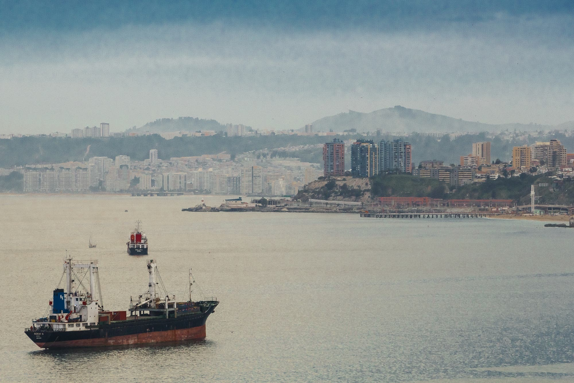Valparaíso  by ecamus