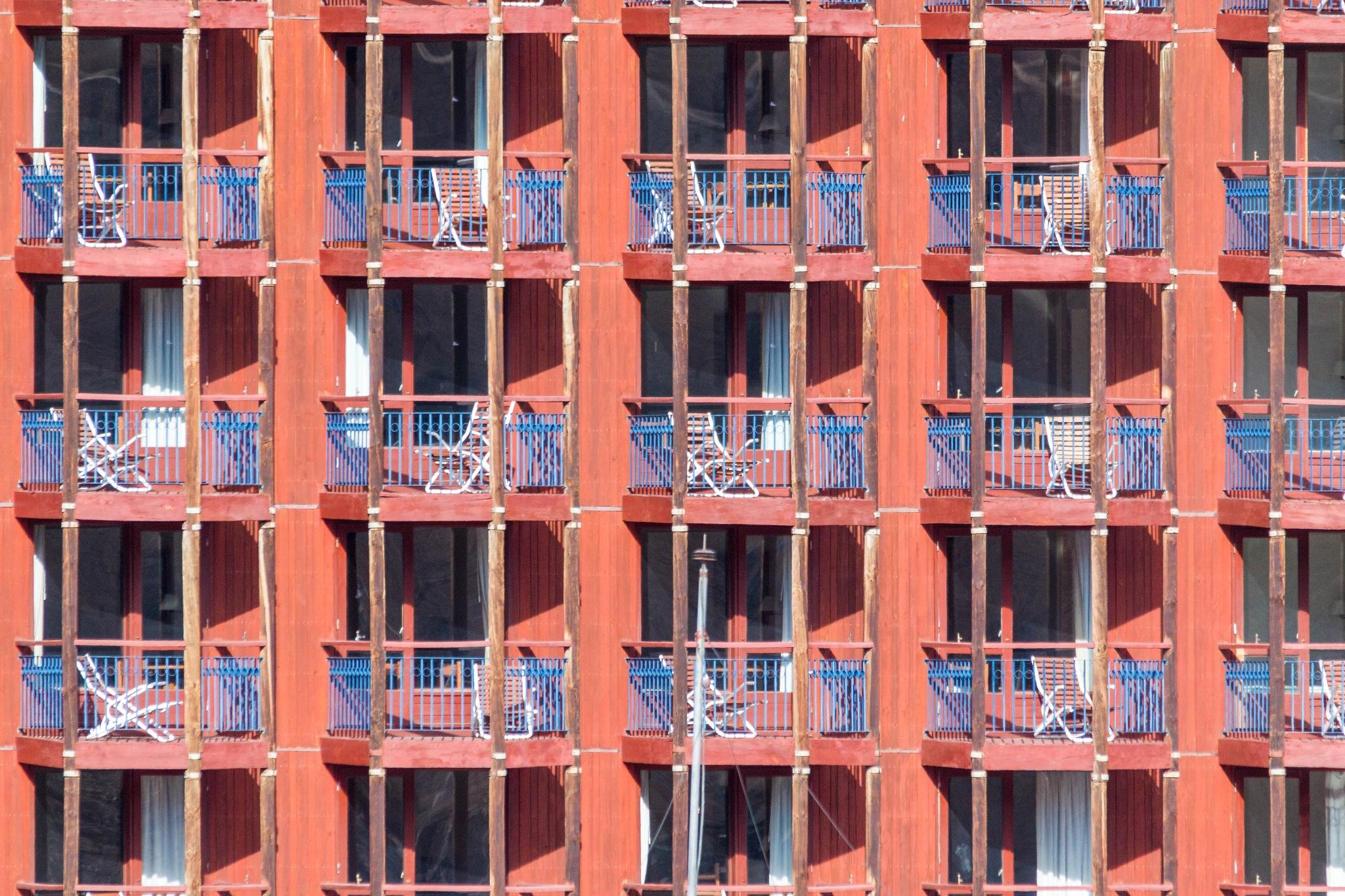 Balcones by ecamus