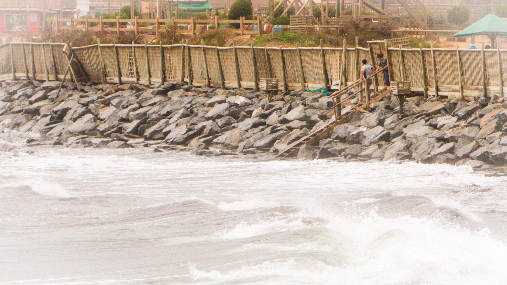 Vista al mar by ecamus