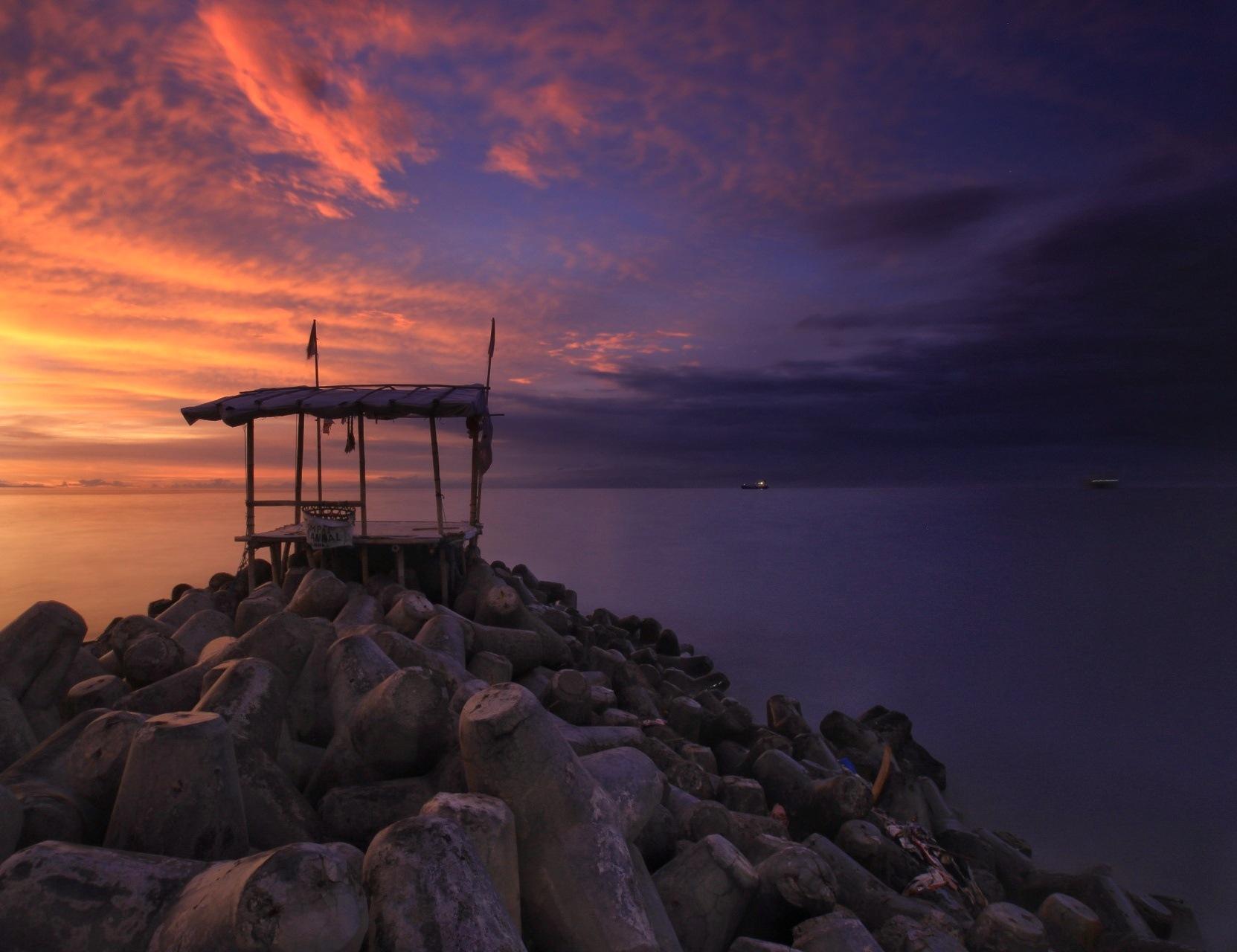 twilight by Rizal Febriano