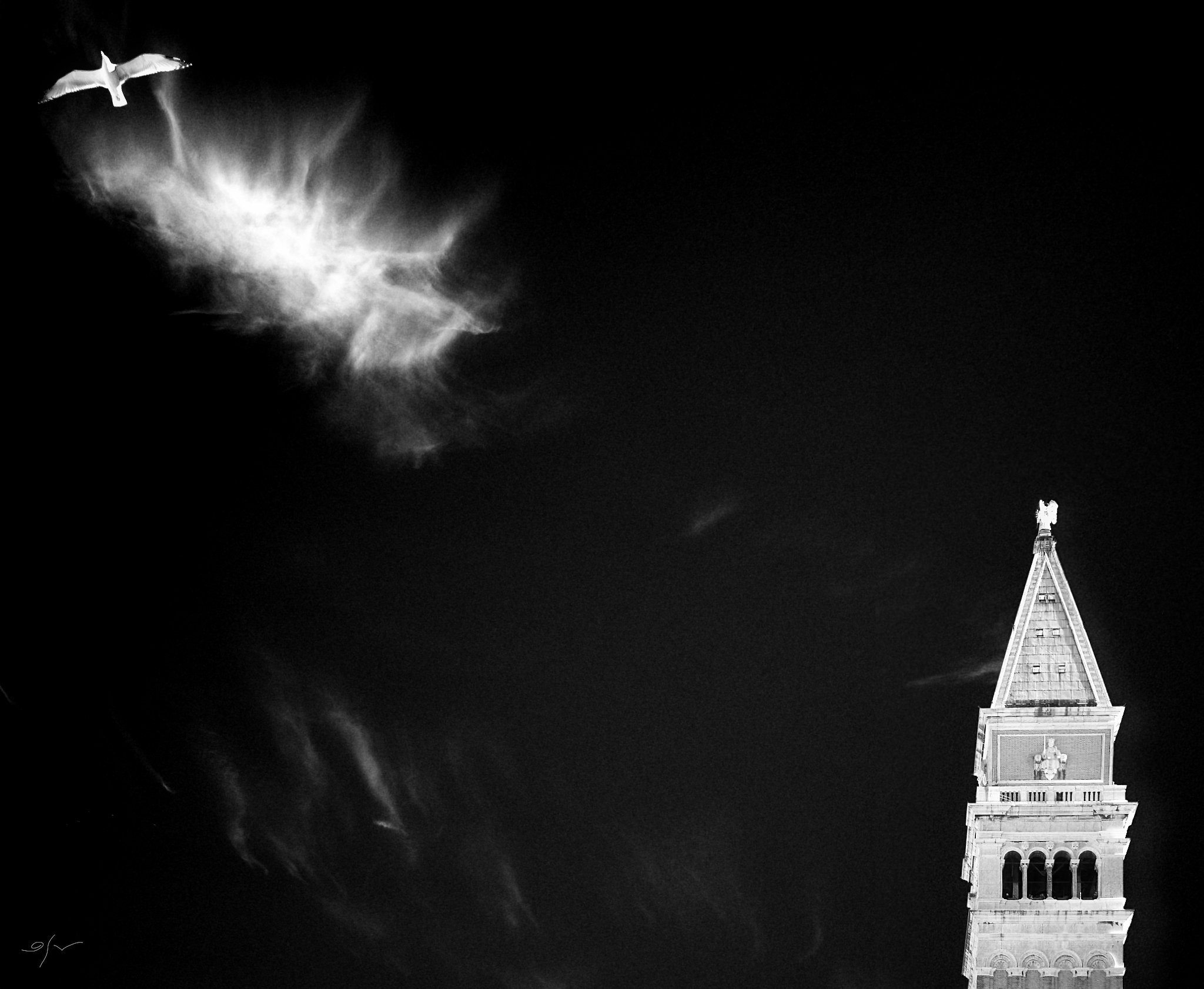San Marco soul by Guillaume
