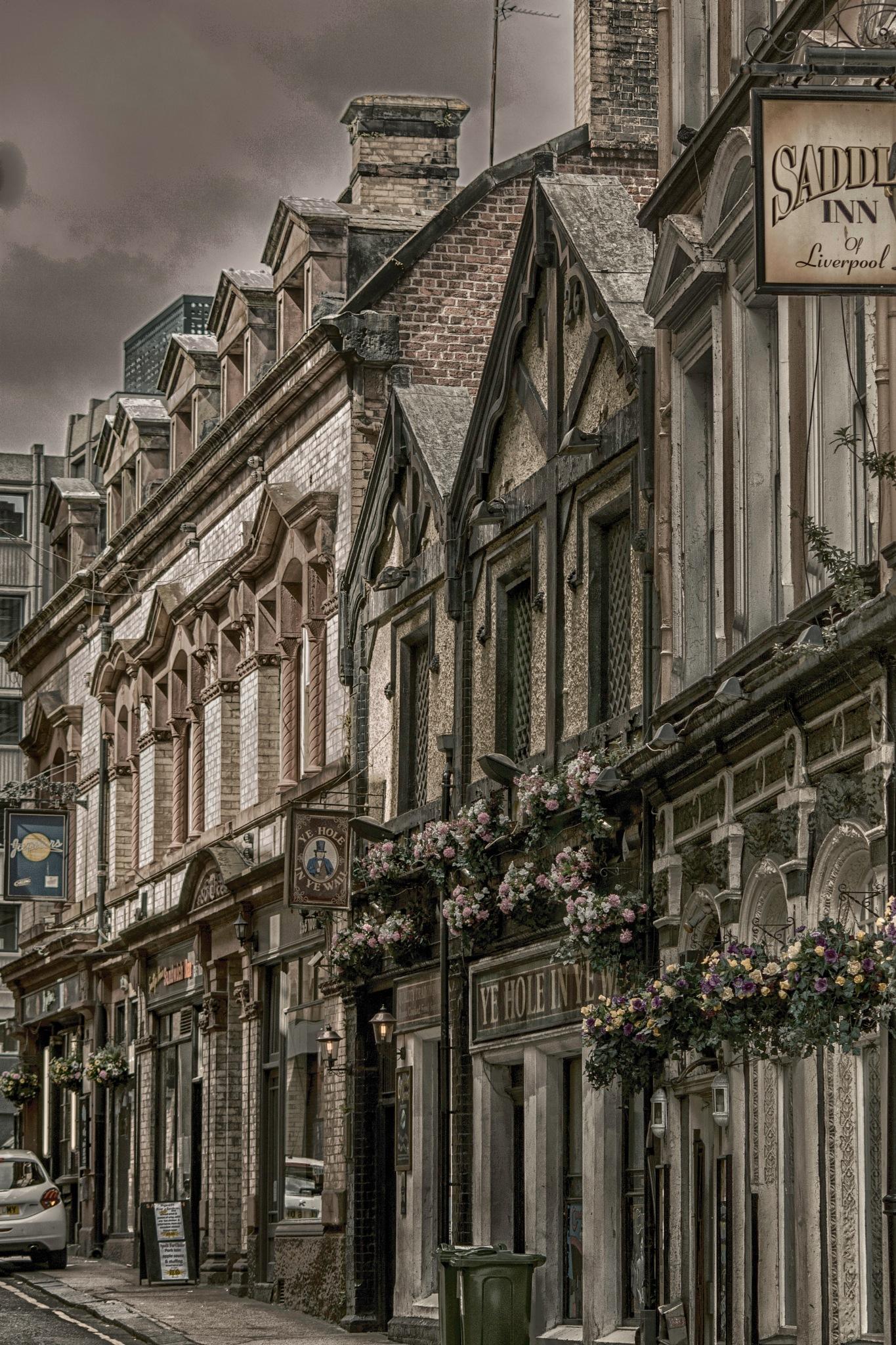 Street by Jindra Aston