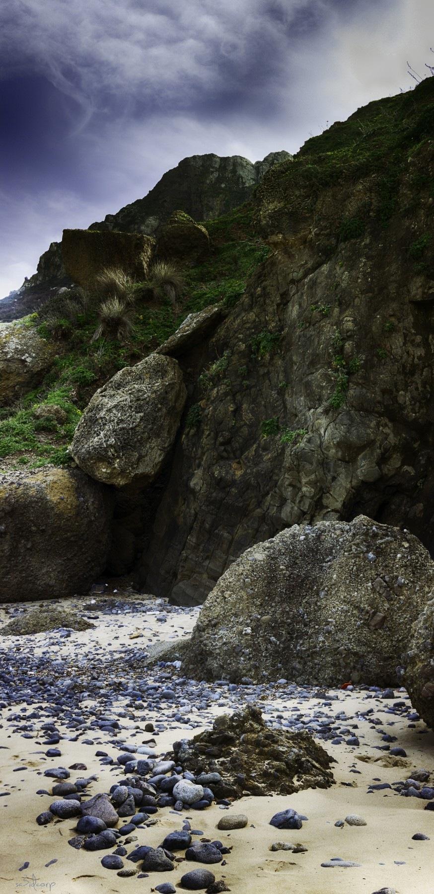 the rocks by sa3idcorp