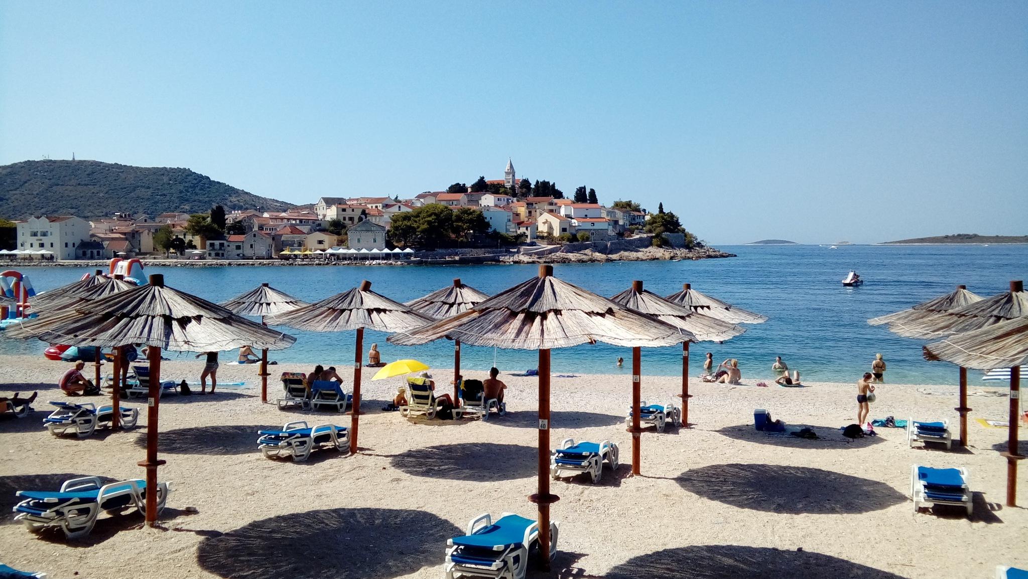 Croatia Primošten - Beach by Ana-Marija Veg