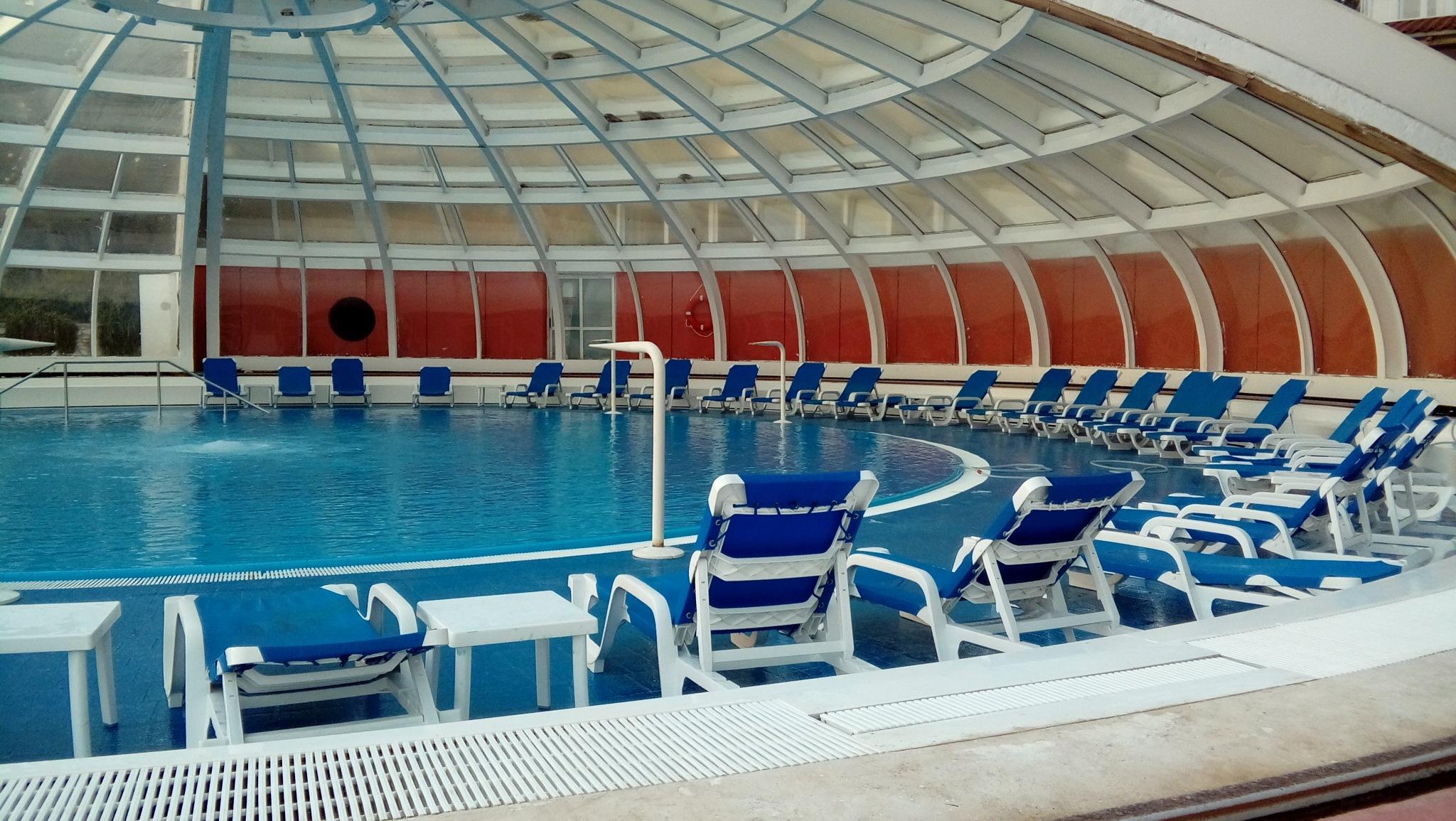 Swimming pool by Ana-Marija Veg