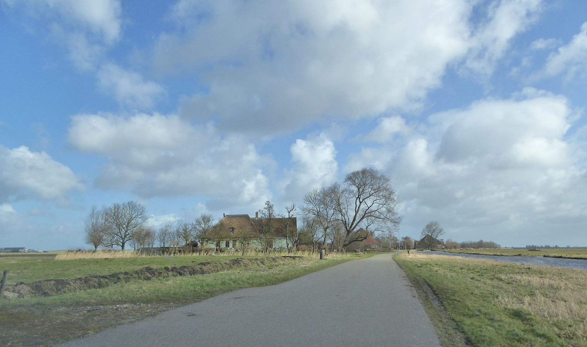 North Holland Landscape by inimini
