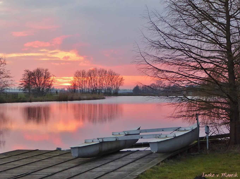 Sunset by inimini