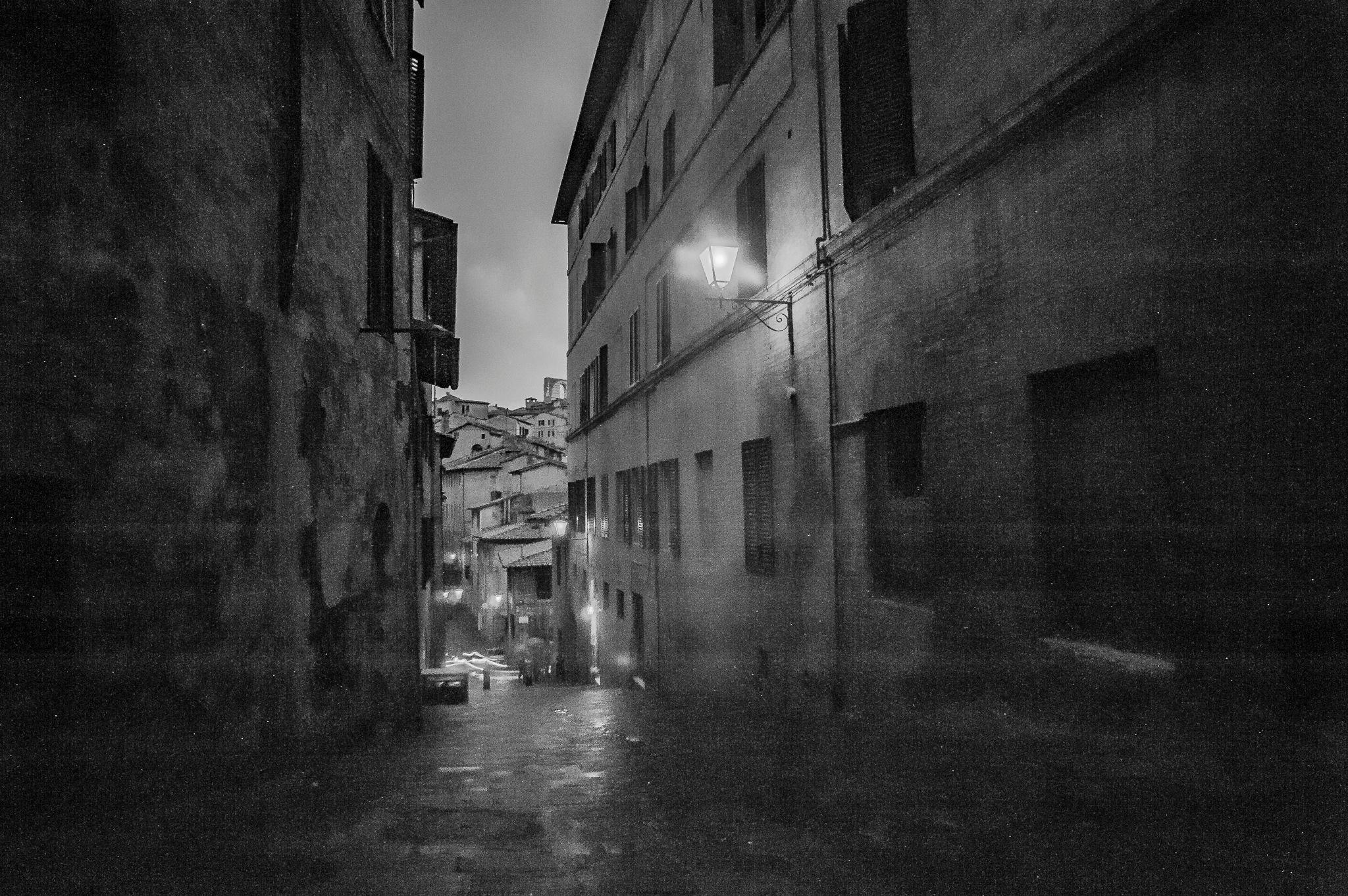piove in primavera by Lucio Barabesi