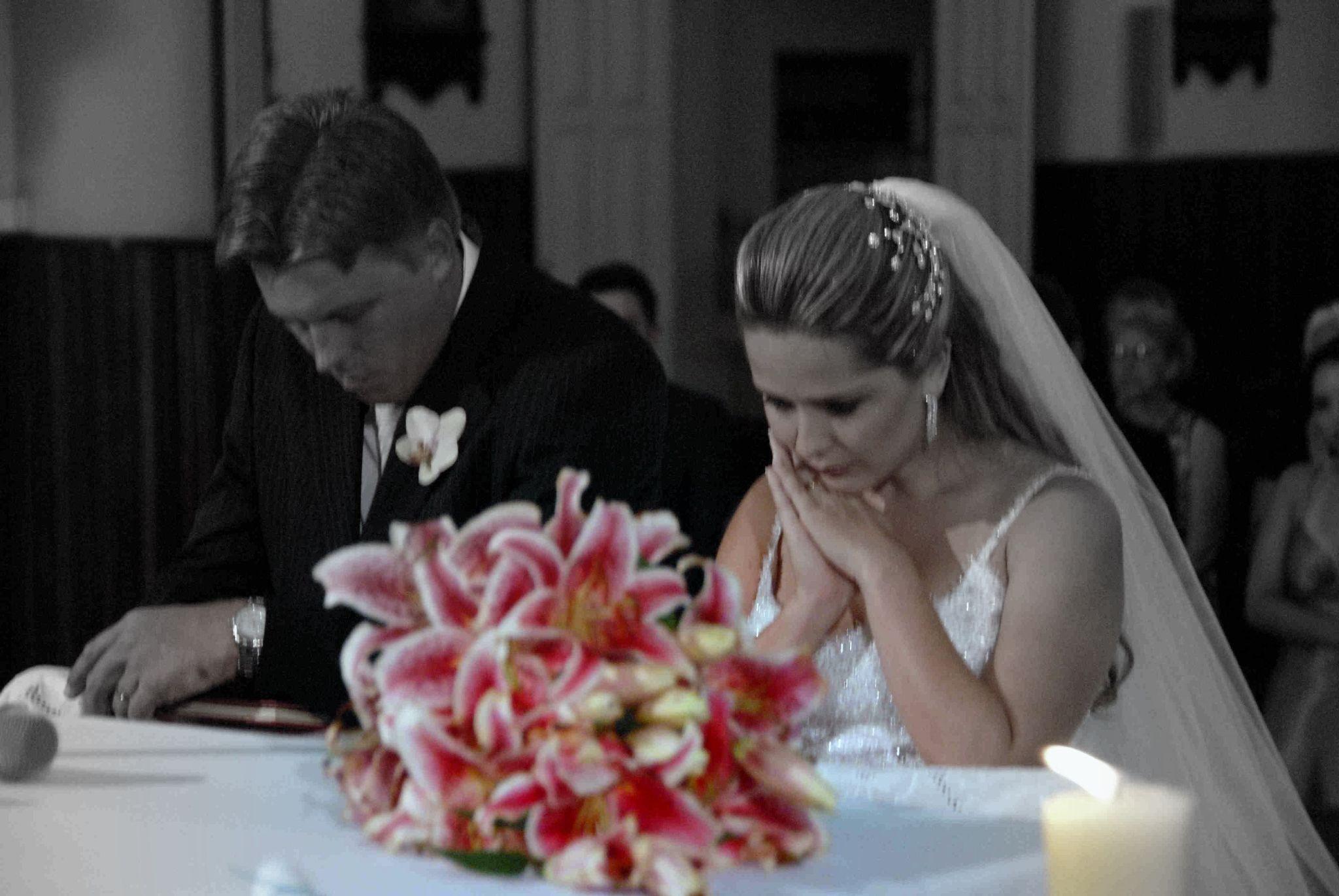 Wedding by Maria Elisa de Carvalho