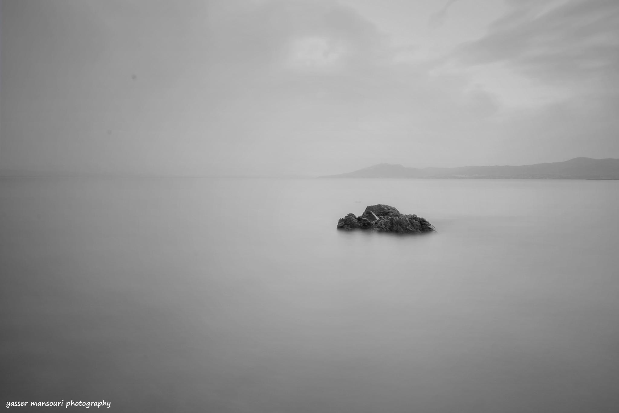 alone by Yasser Mansouri