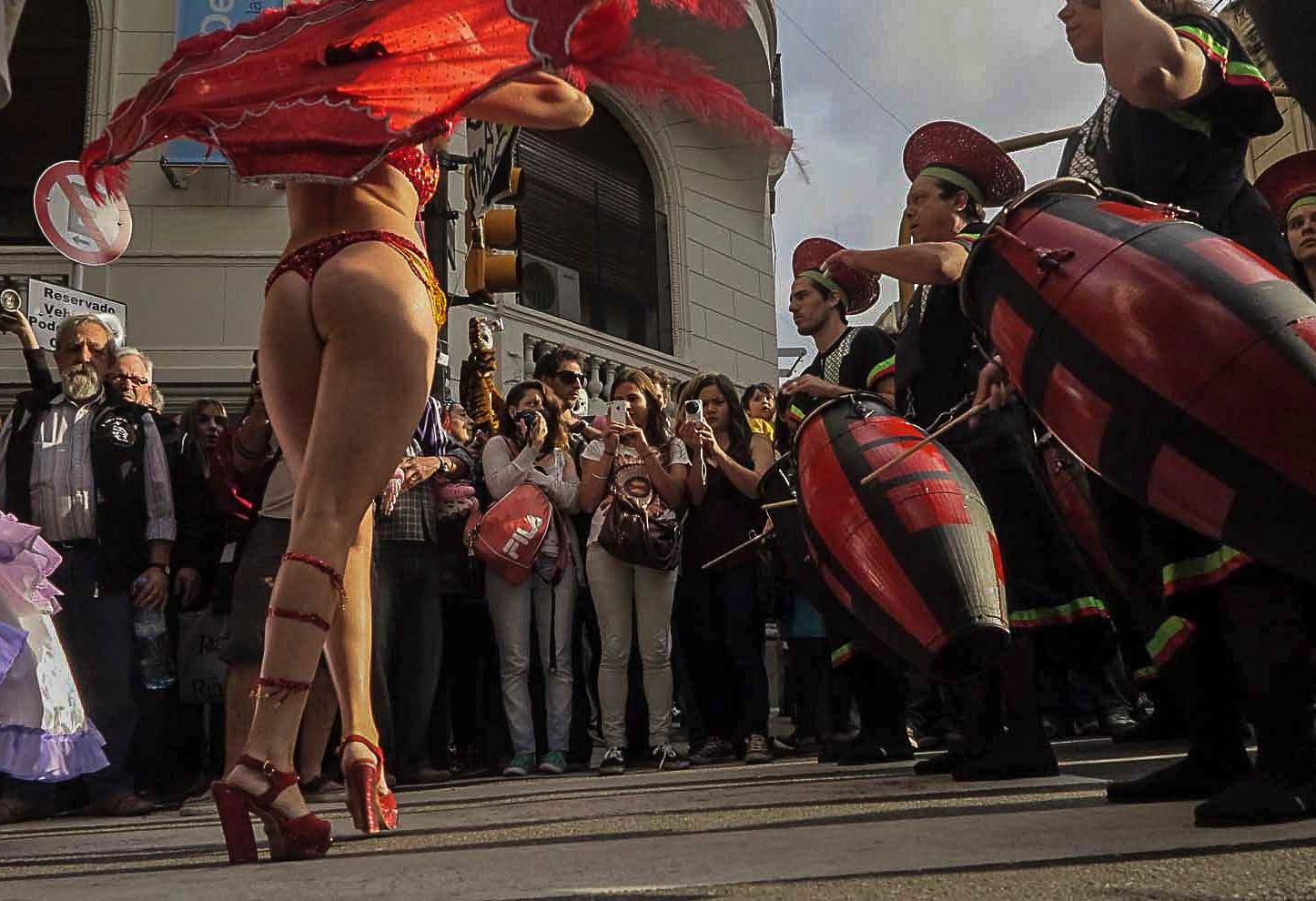 Candombe by Carlos Brigo