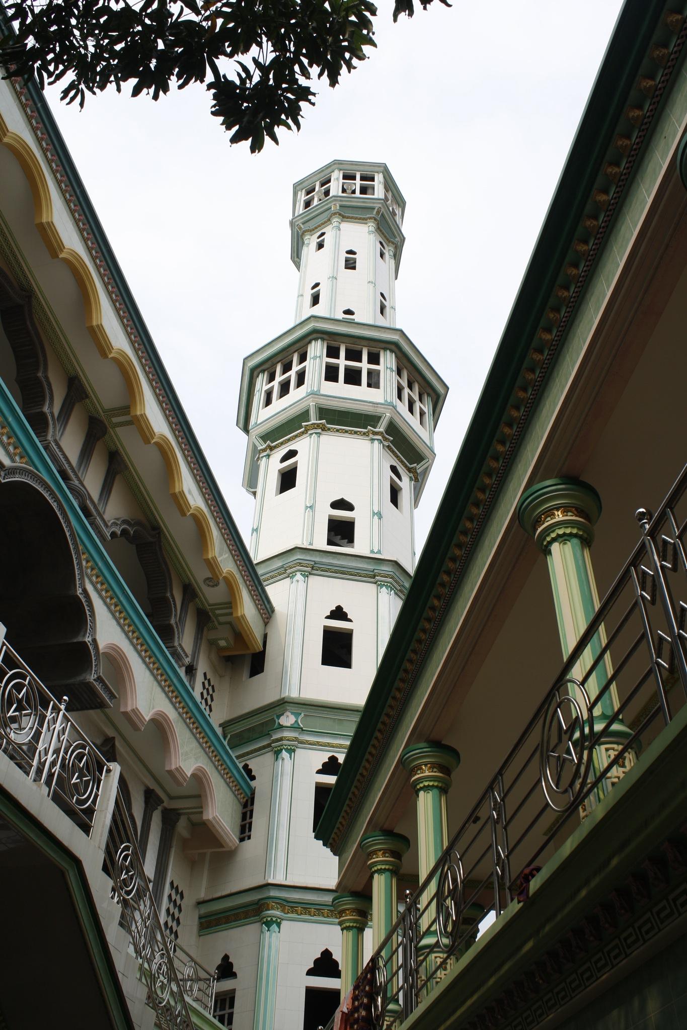 Menara by Asep Numoto