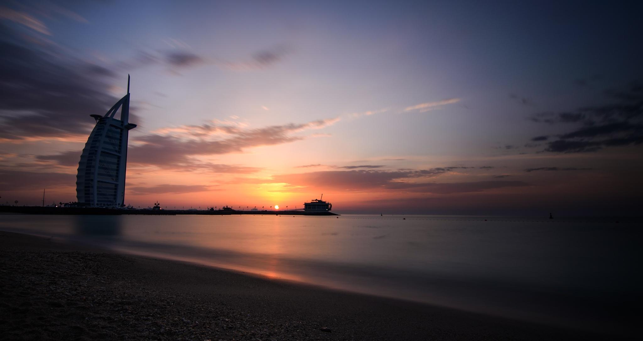 Sunset by S M Rezaul Haque