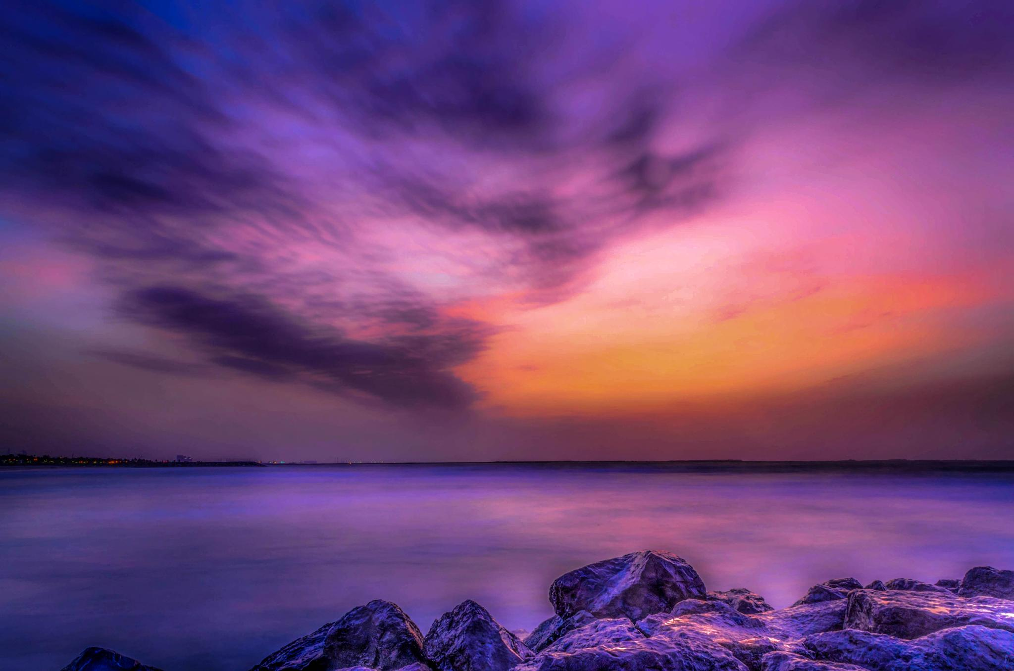 After Sunset by S M Rezaul Haque
