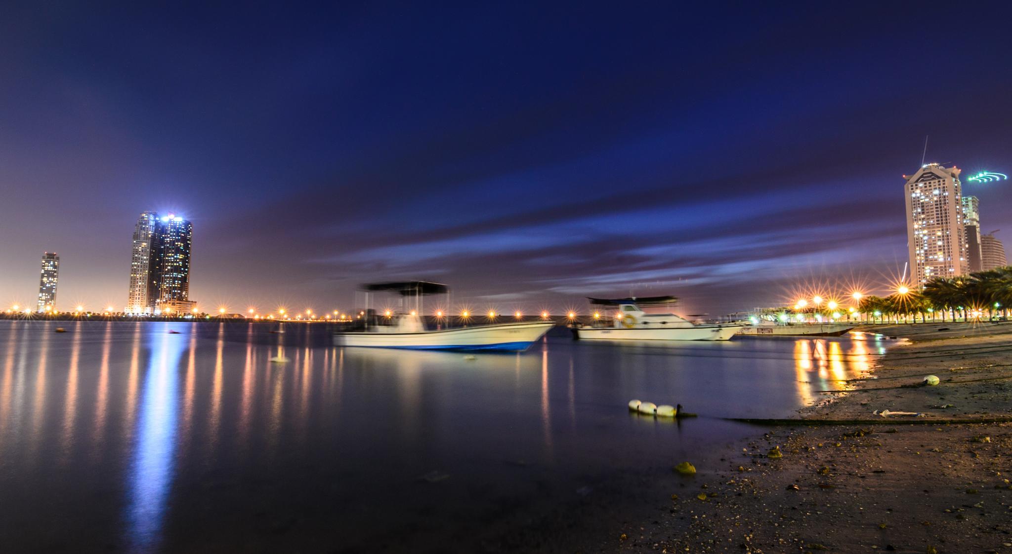 Cityscape by S M Rezaul Haque