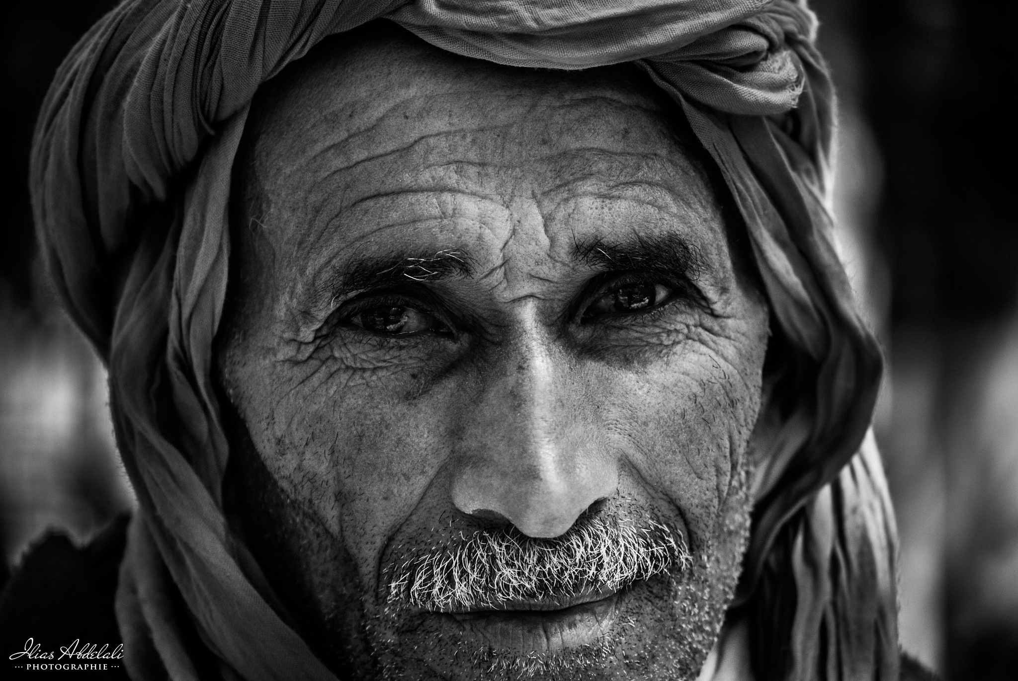 The Old Man by Ilias Abdelali