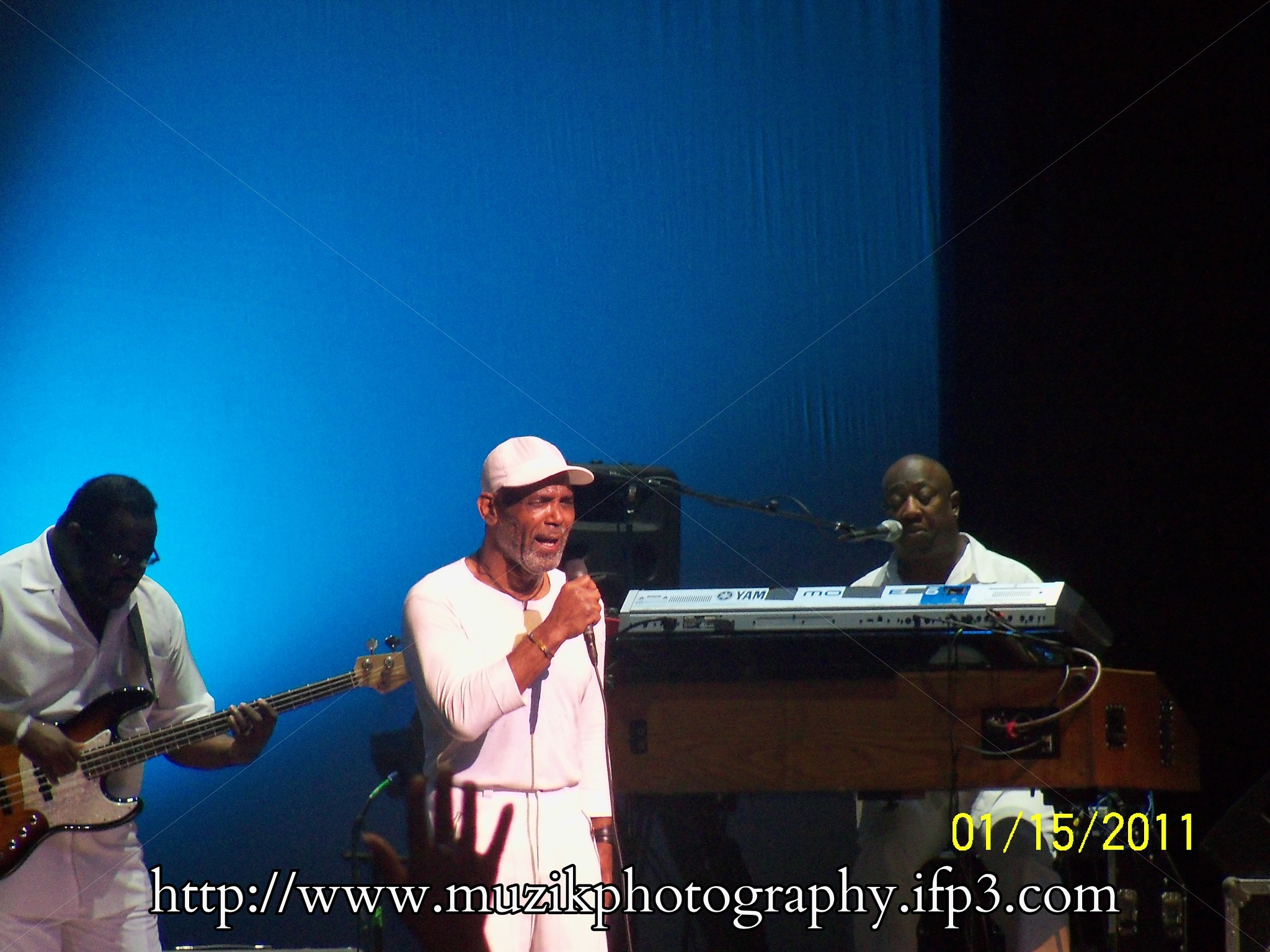 Maze Featuring Frankie Beverly  by Muzik_Photography