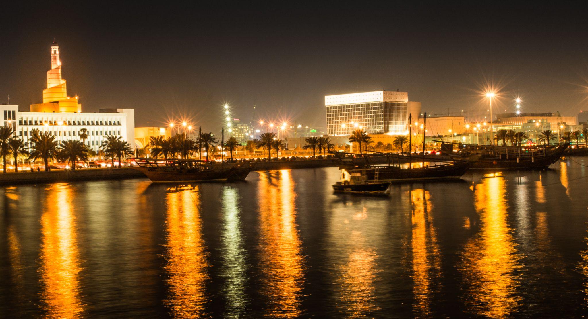 Qatar Cornish  by Sunny Bill