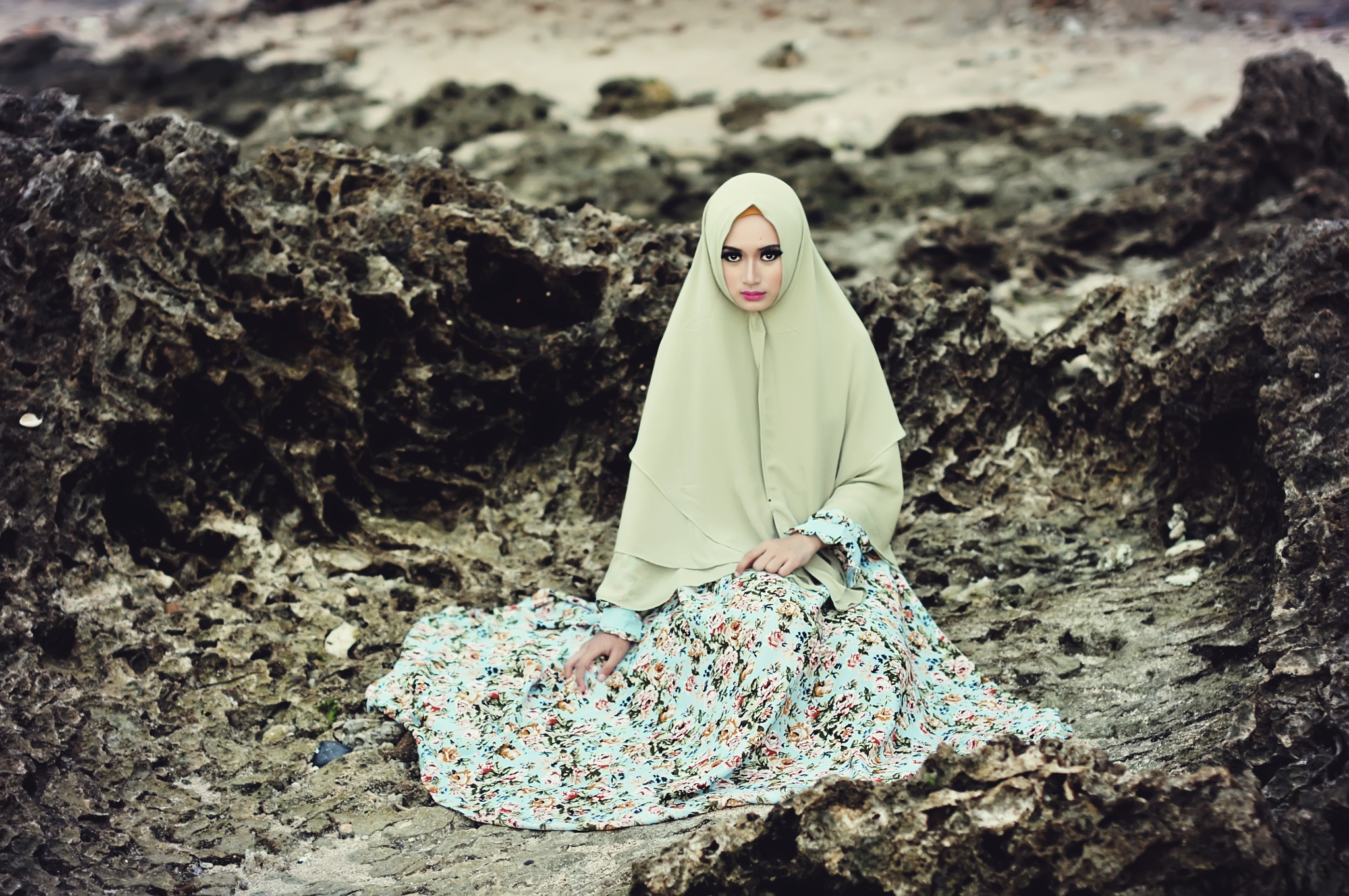 Beauty of Hijab by Dudy GR's