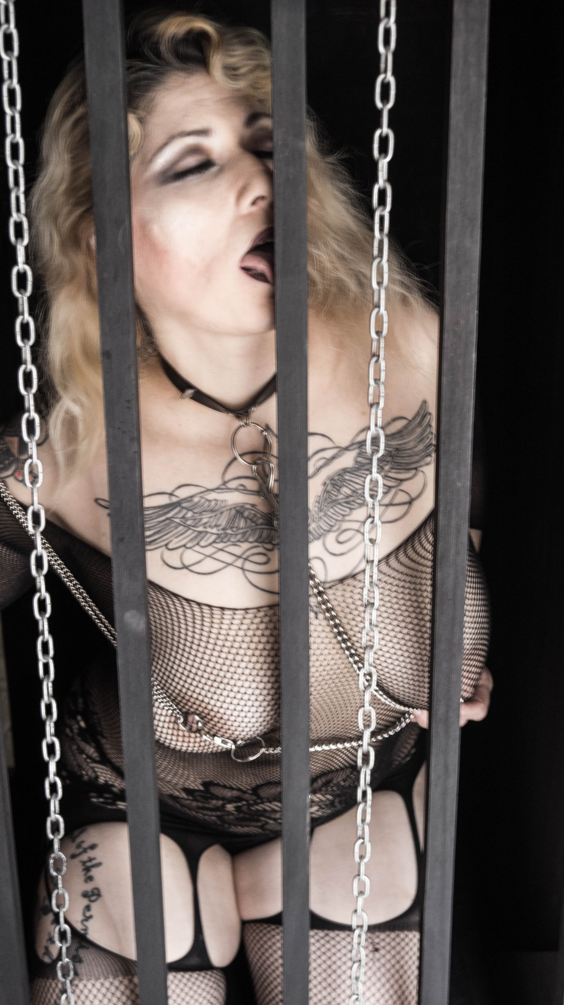 Submissive Slave by NemesisGoth