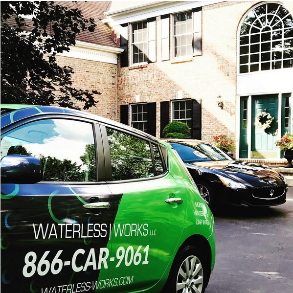 Best Waterless Car Wash by WaterlessWorks