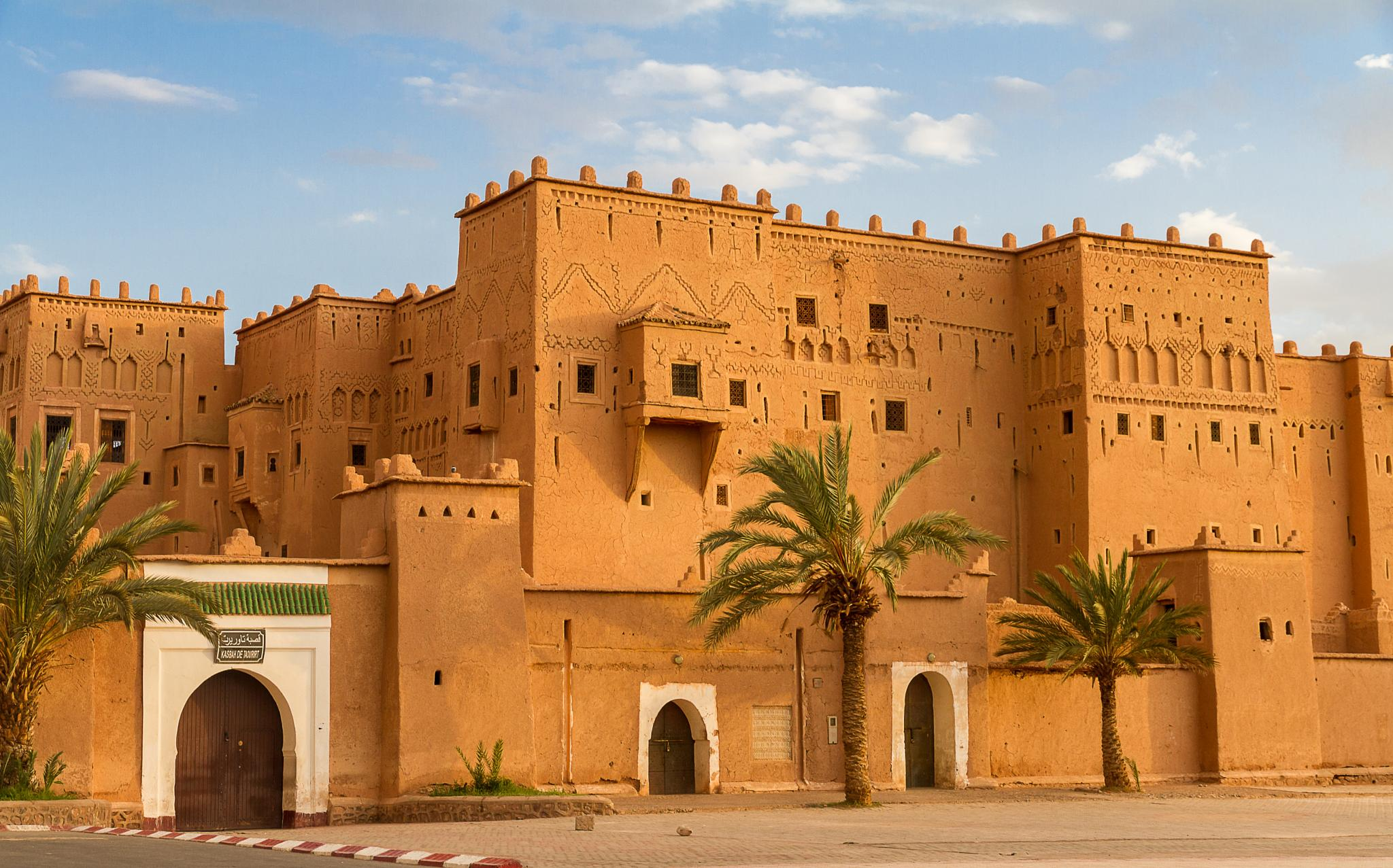 Architecture ancestrale  by Khalid Hassani