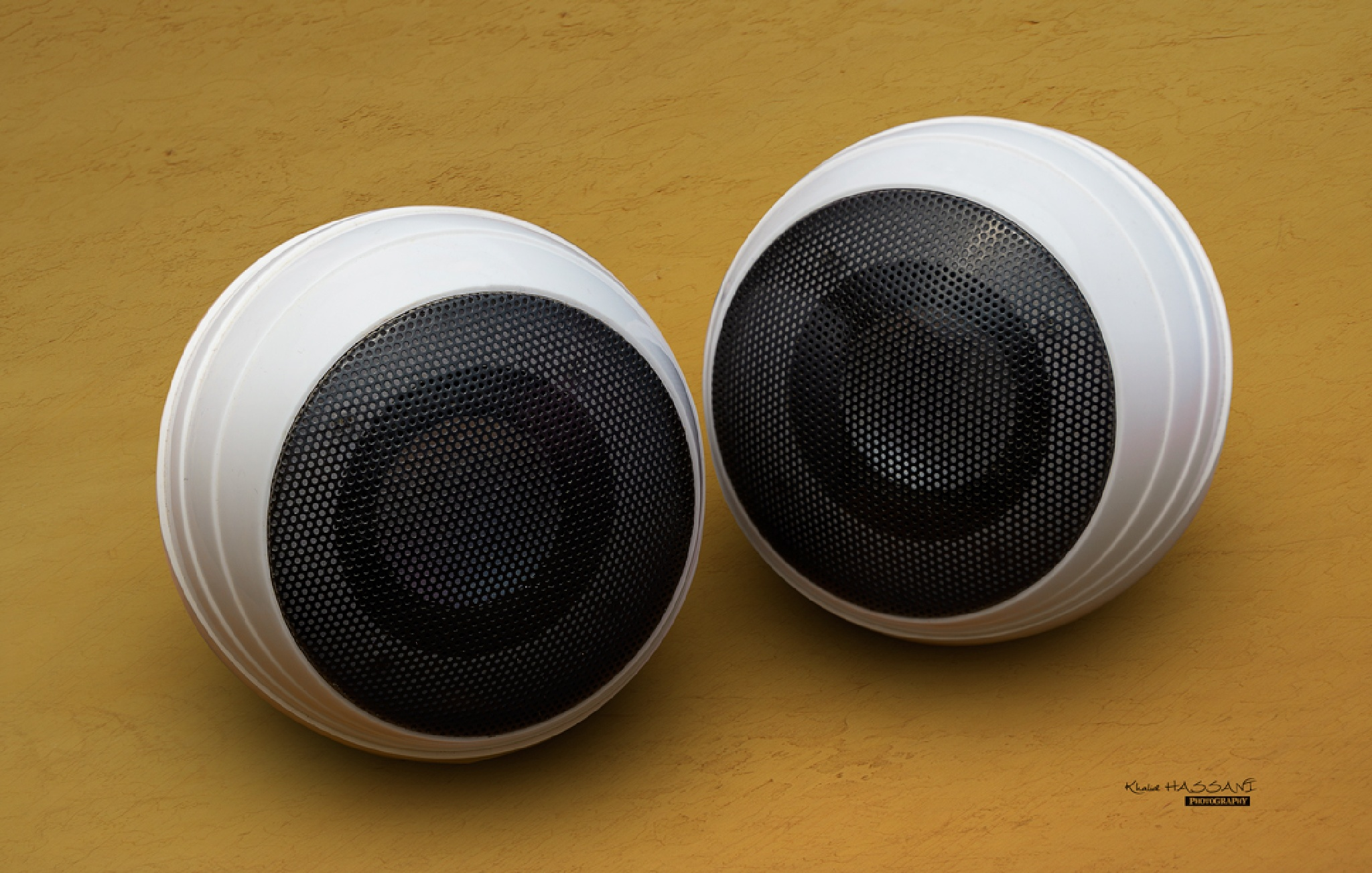 Speakers by Khalid Hassani