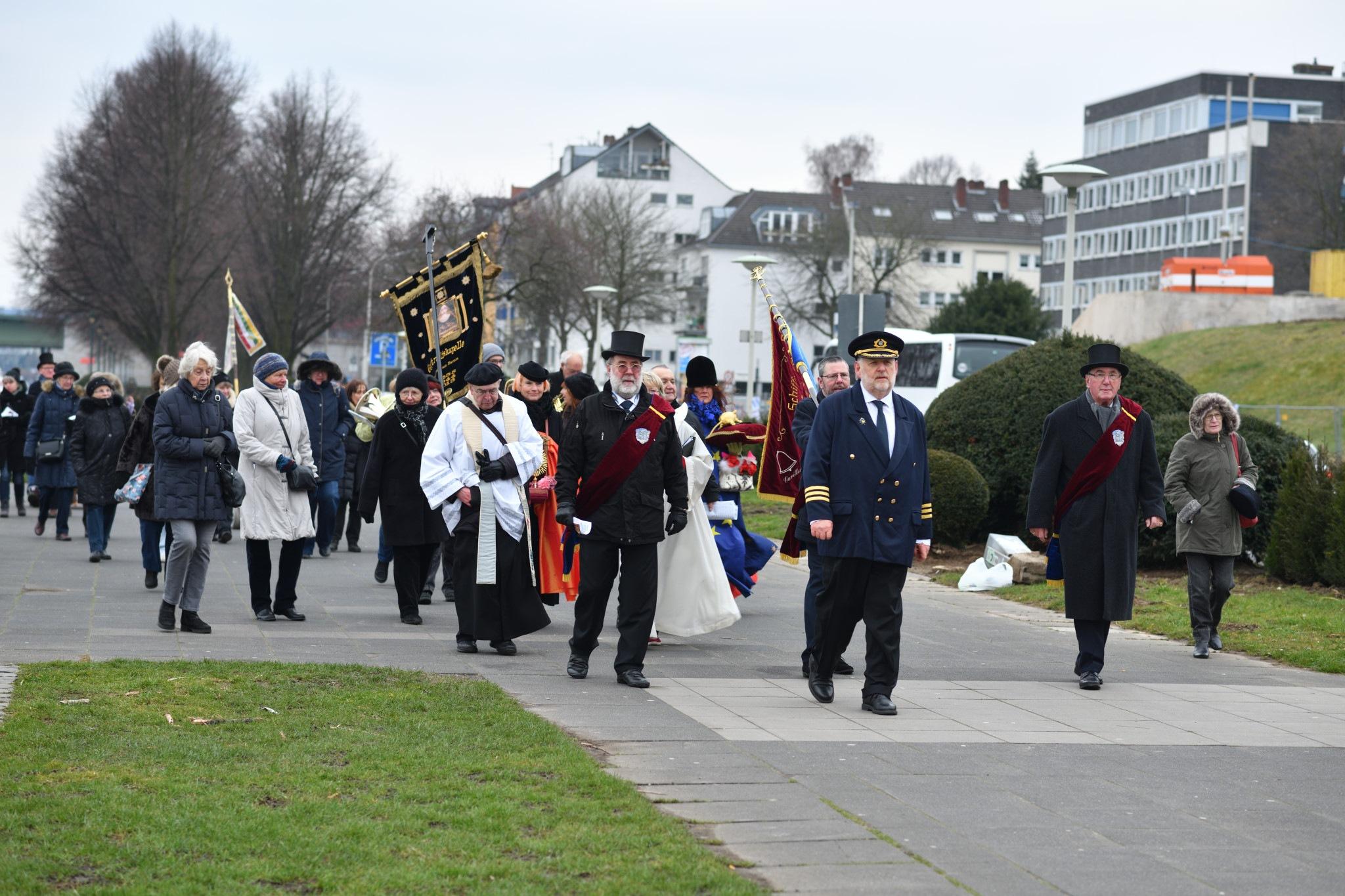 procession three by Frank Fremerey