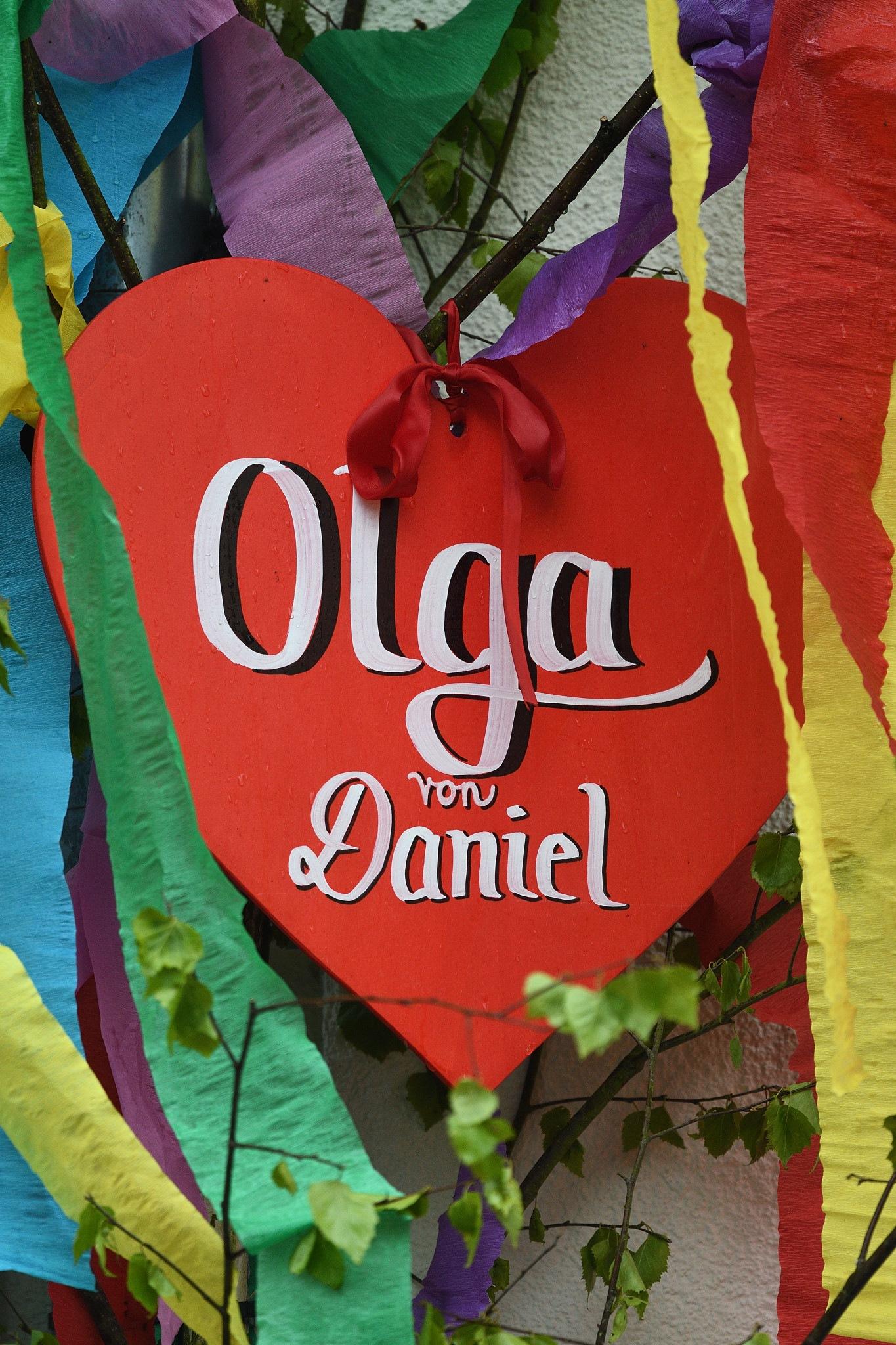 Olga von Daniel by Frank Fremerey