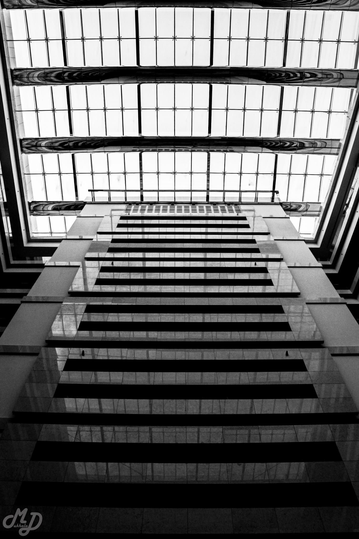 Ascending .. by Mukhalad alrawi