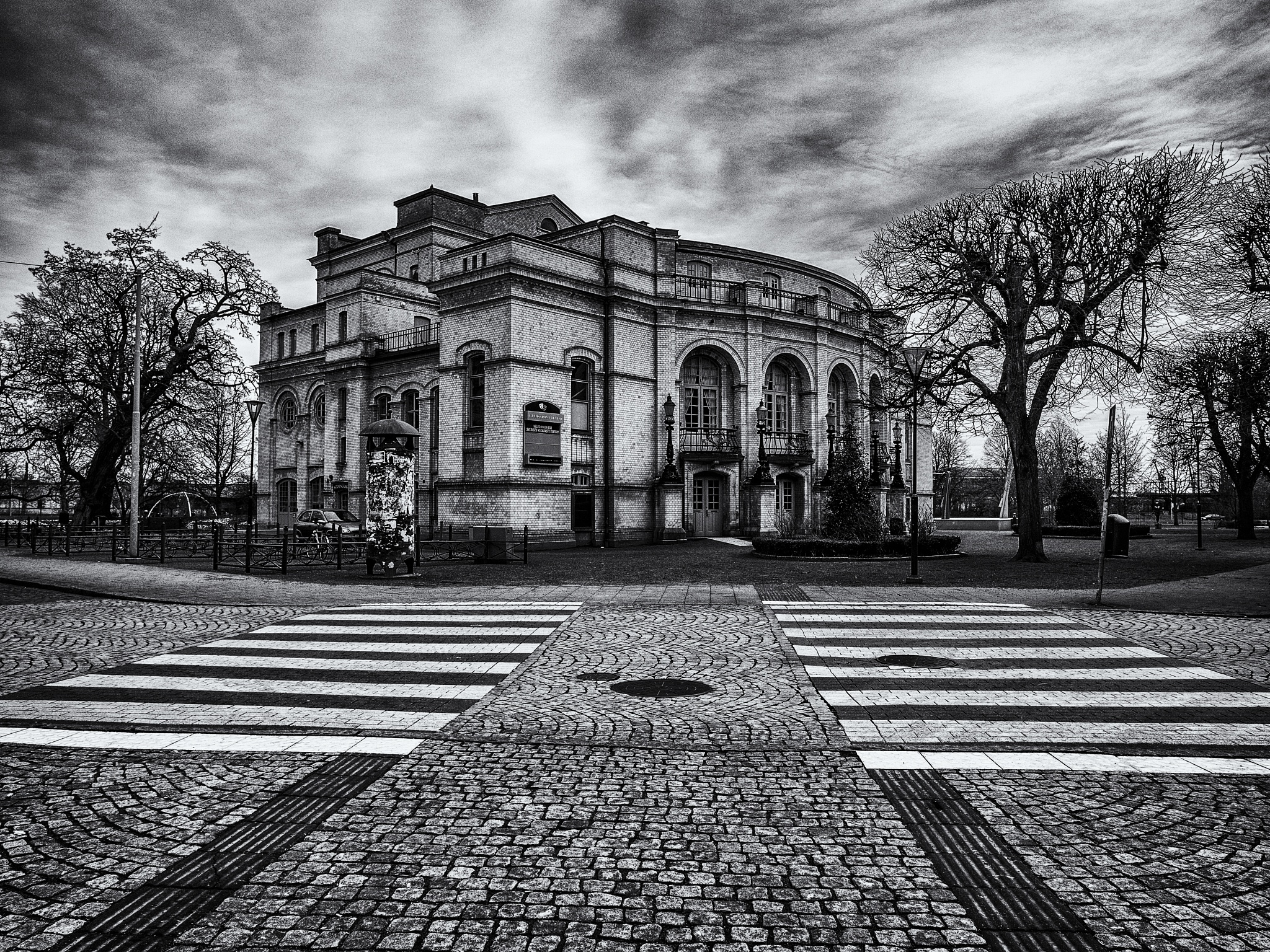 Ghost Theatre by Per Helenius