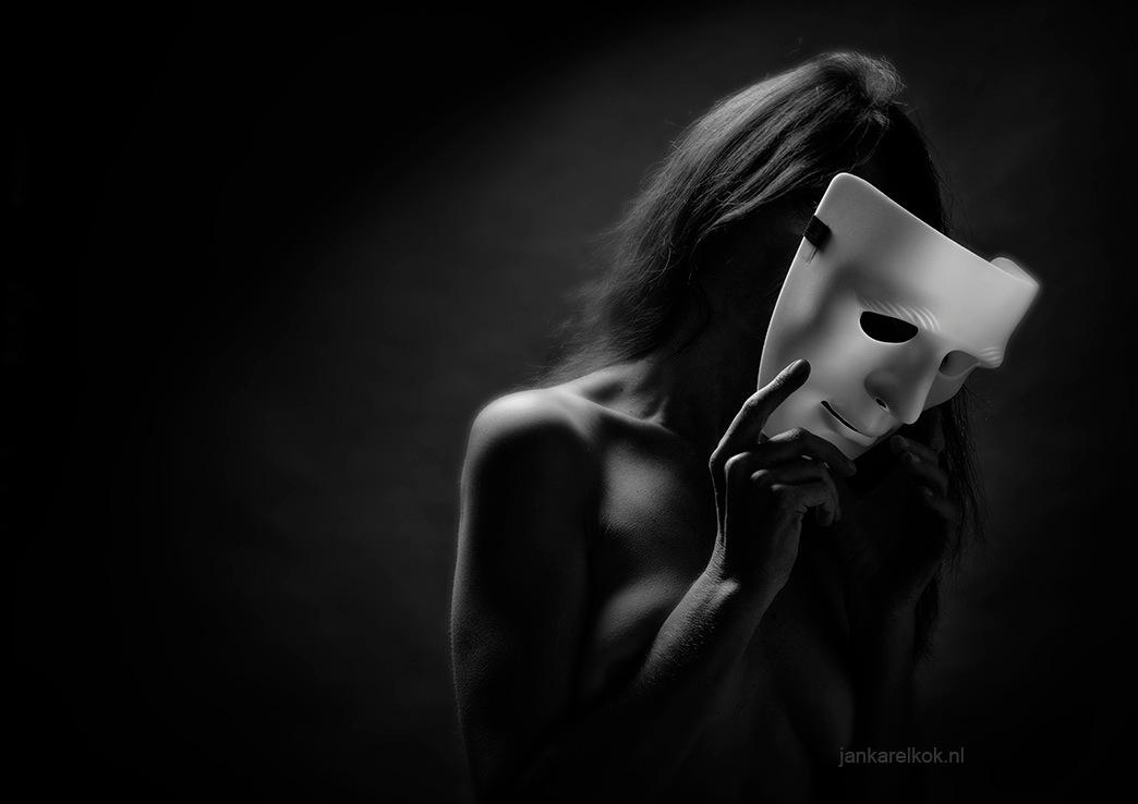 The mask (2) by jankarelkok