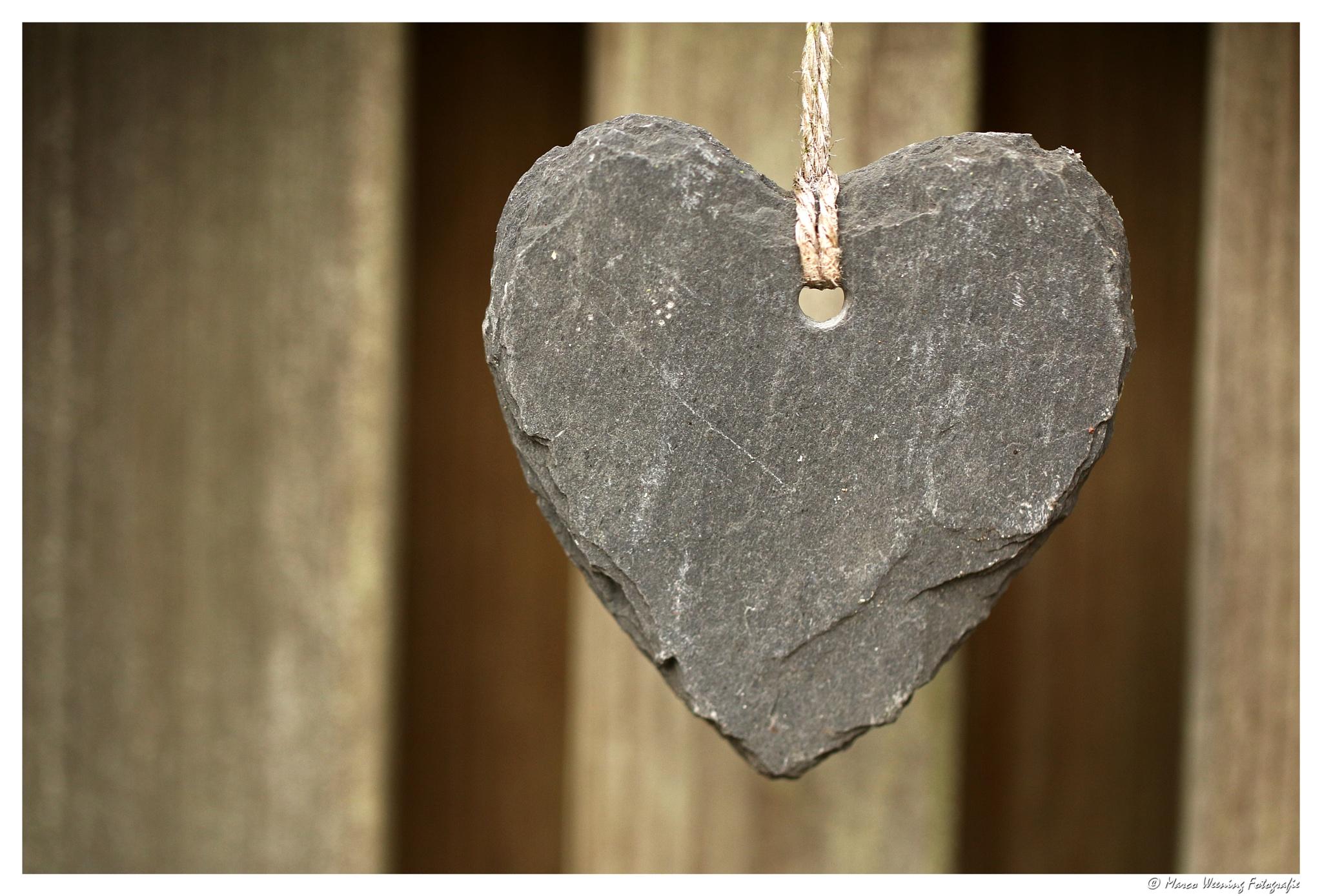 Love is like a Rock by MarcoWeening