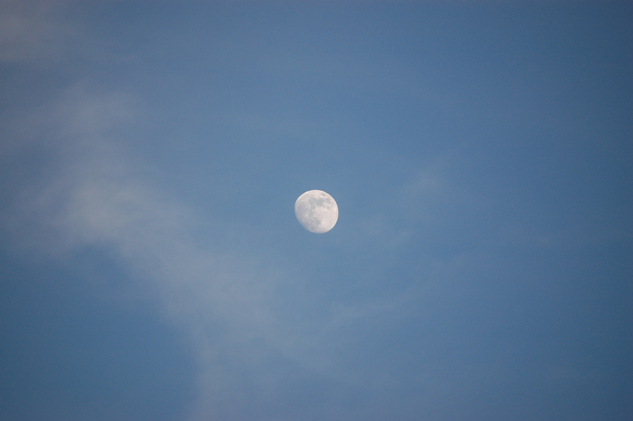 Moon by audhild26