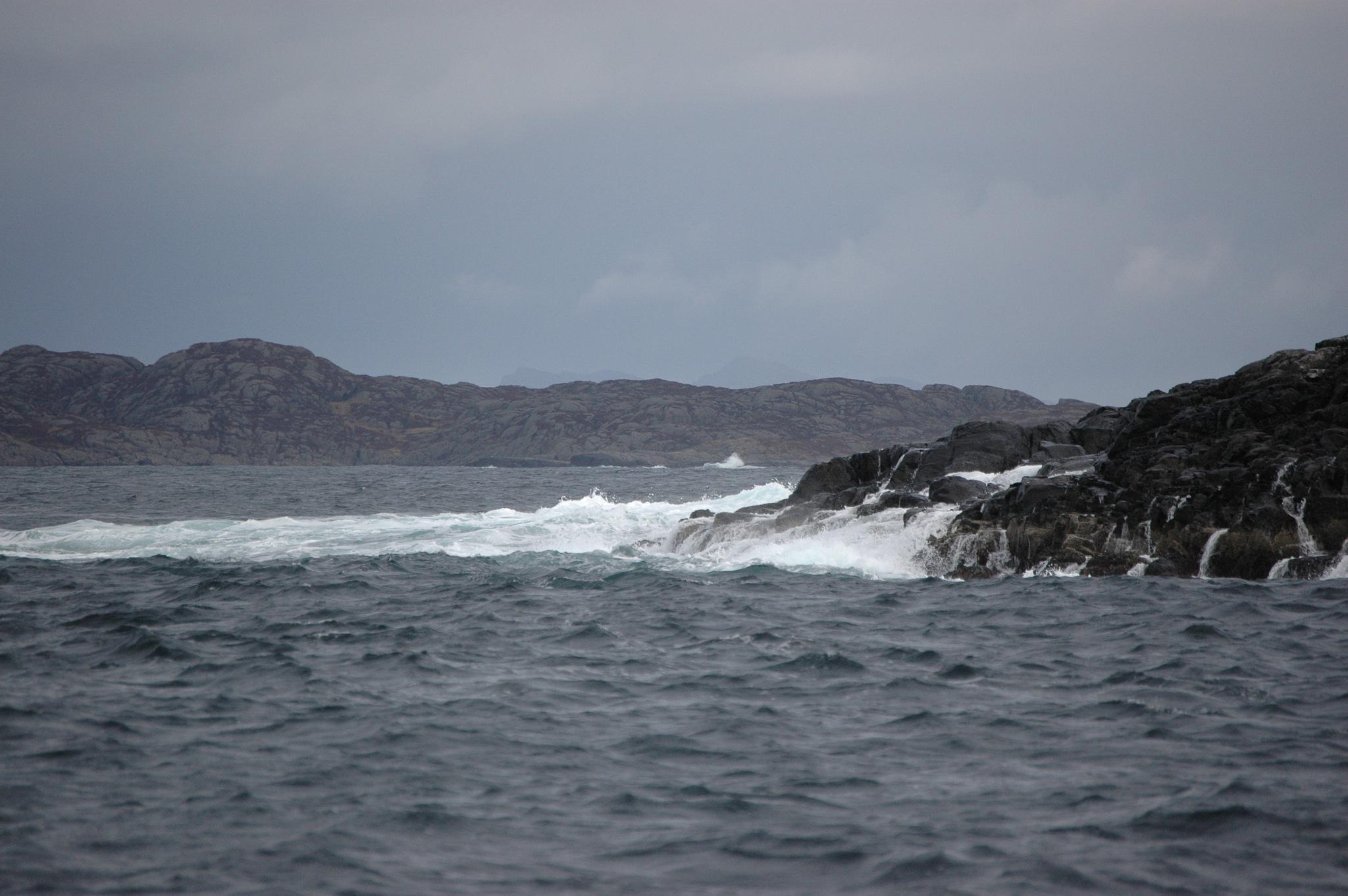 Wild ocean by audhild26
