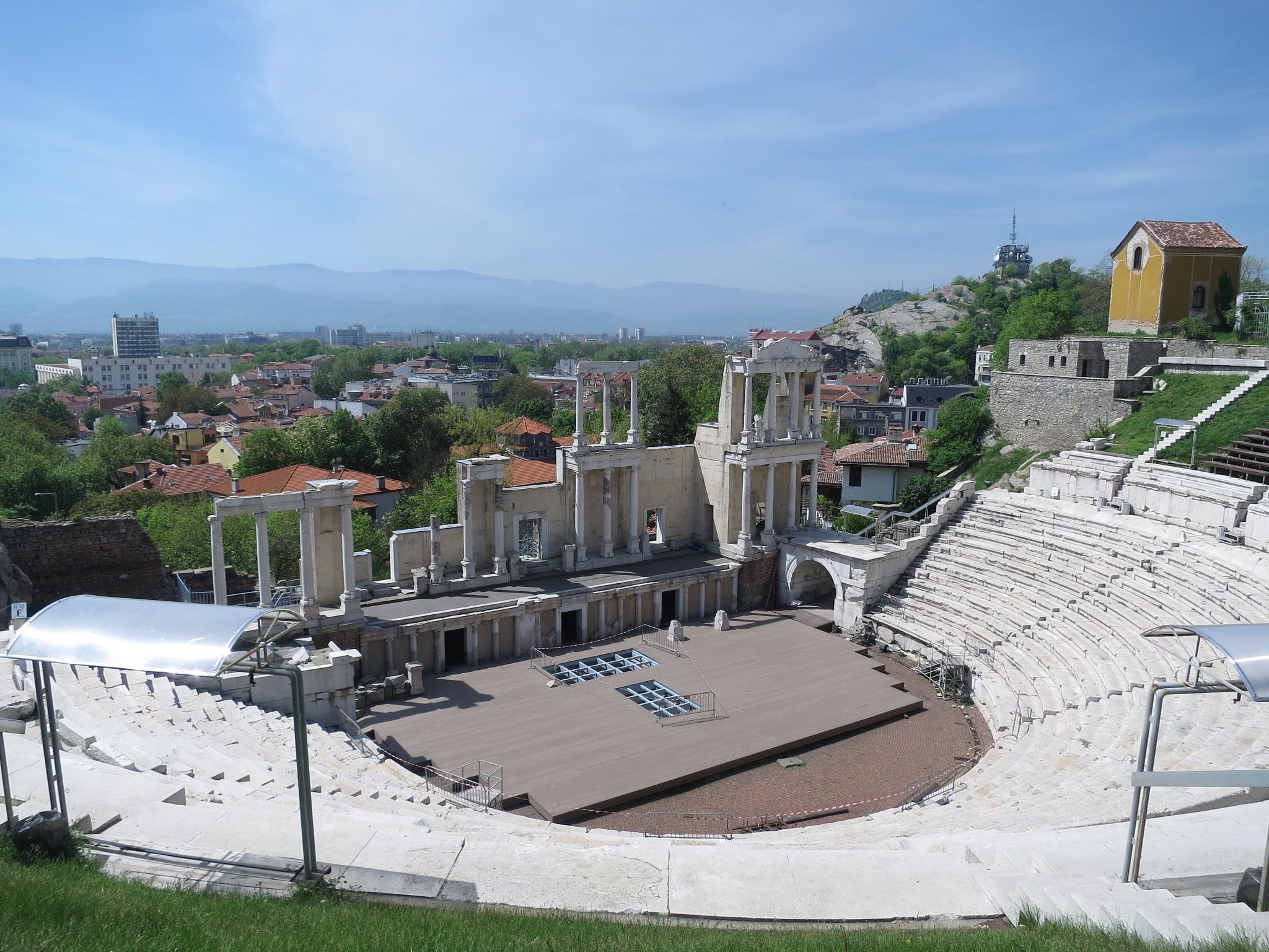 Plovdiv 4 by GraemeLeePollard