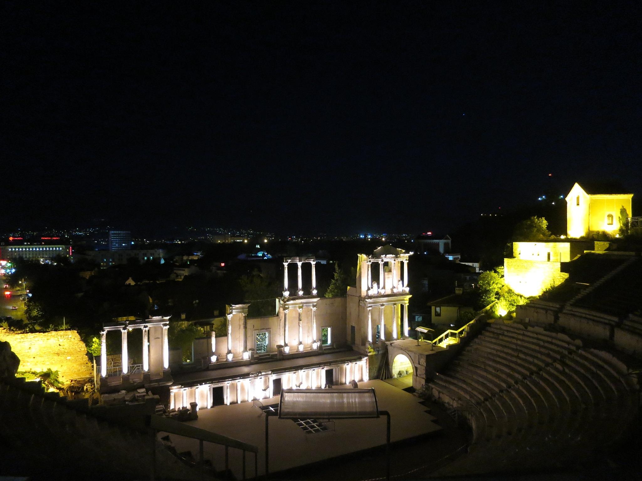 Plovdiv 14 by GraemeLeePollard