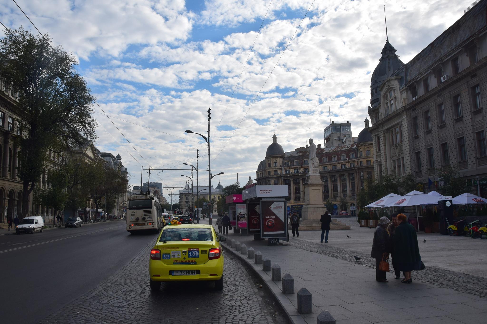 Bucharest 6 by GraemeLeePollard