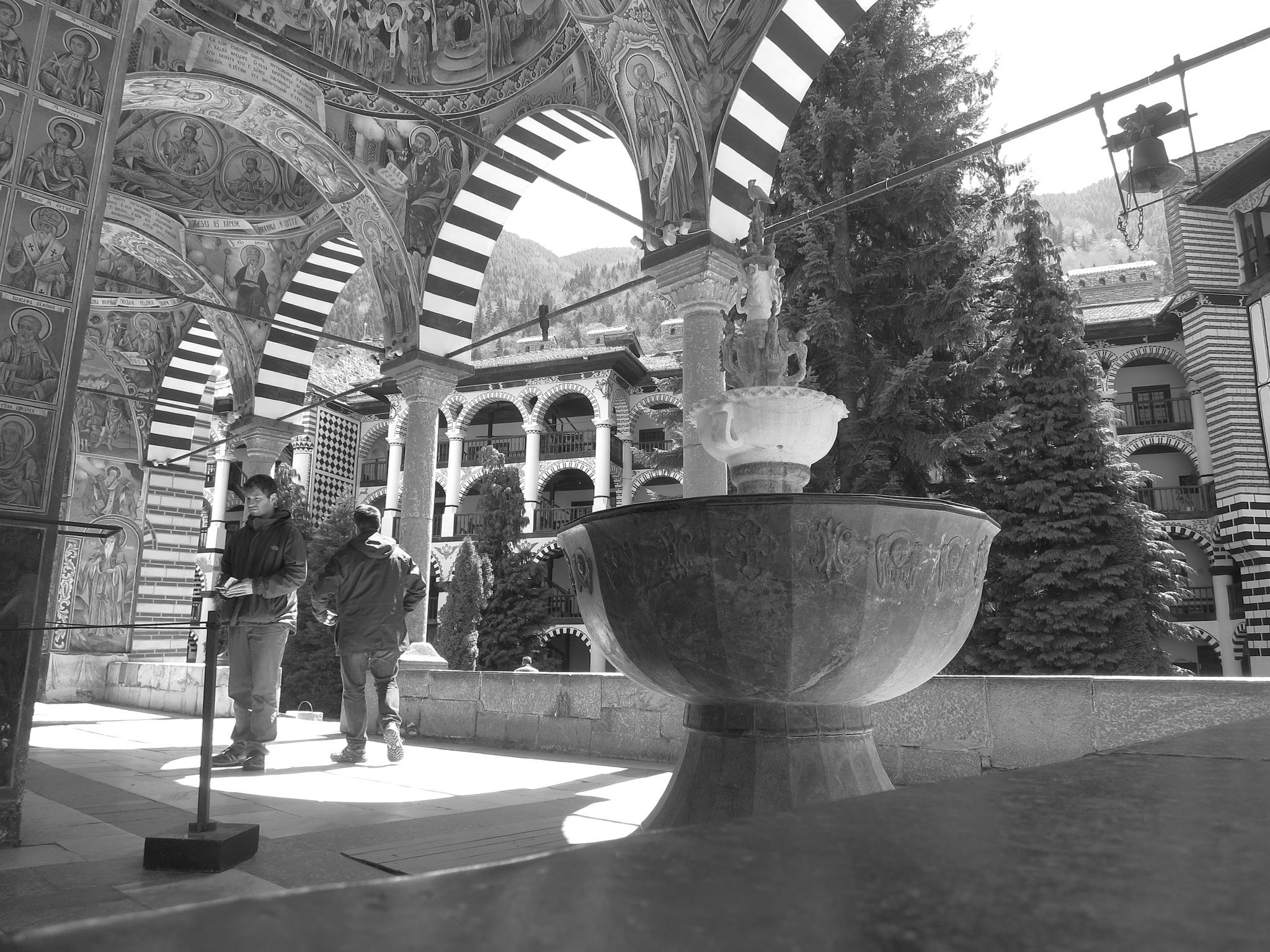 Rila Monastery 9 by GraemeLeePollard