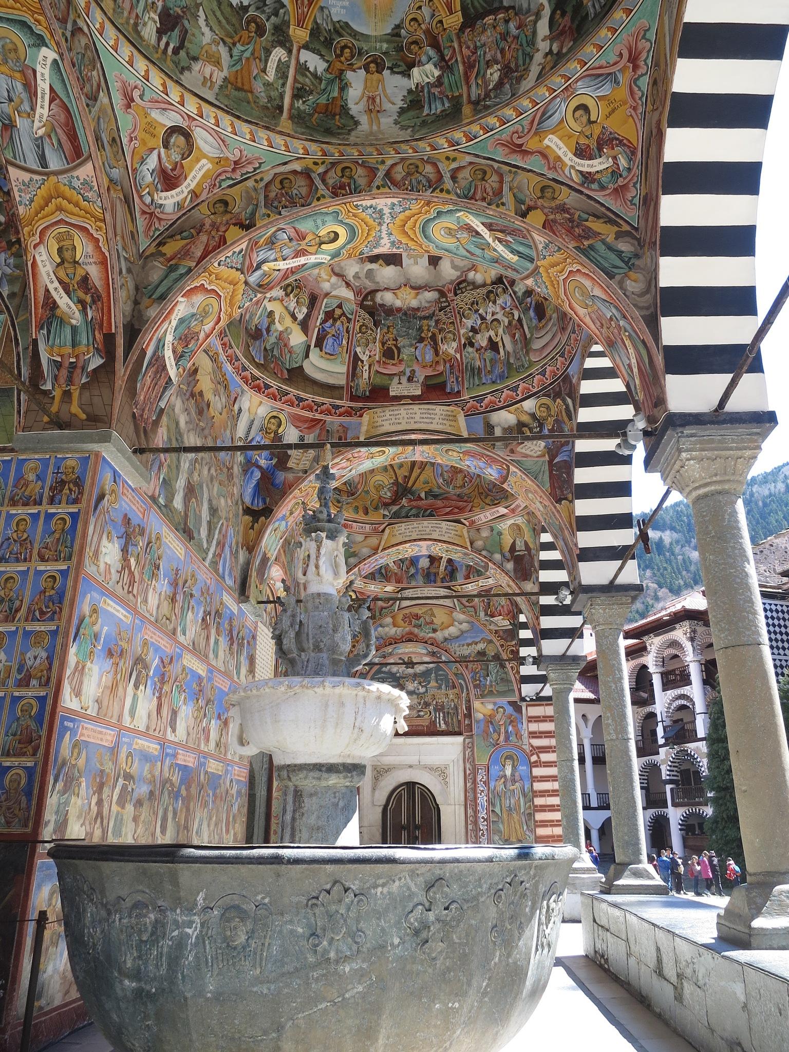 Rila Monastery 4 by GraemeLeePollard