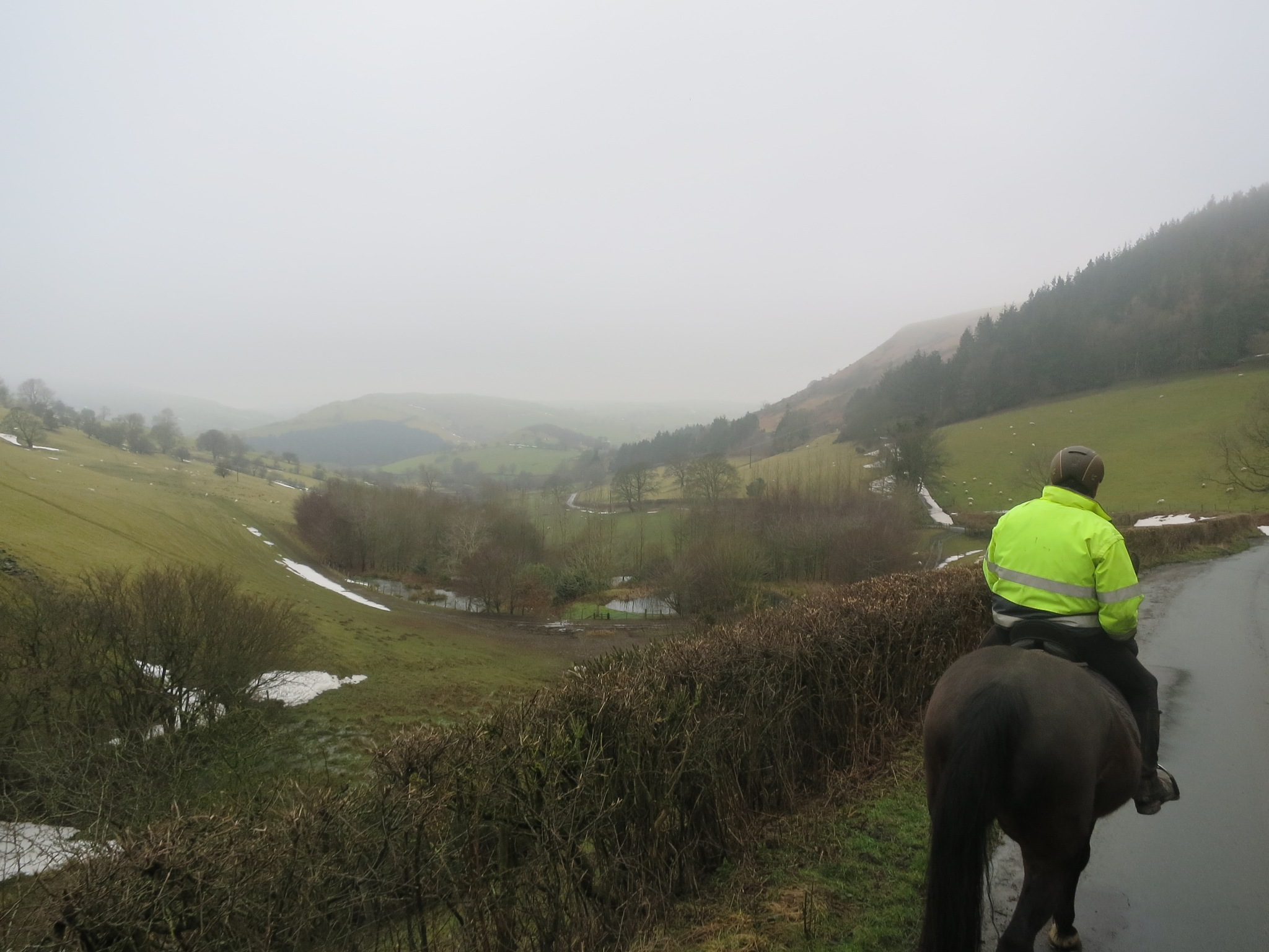 Welsh/English Border Ride 19 by GraemeLeePollard