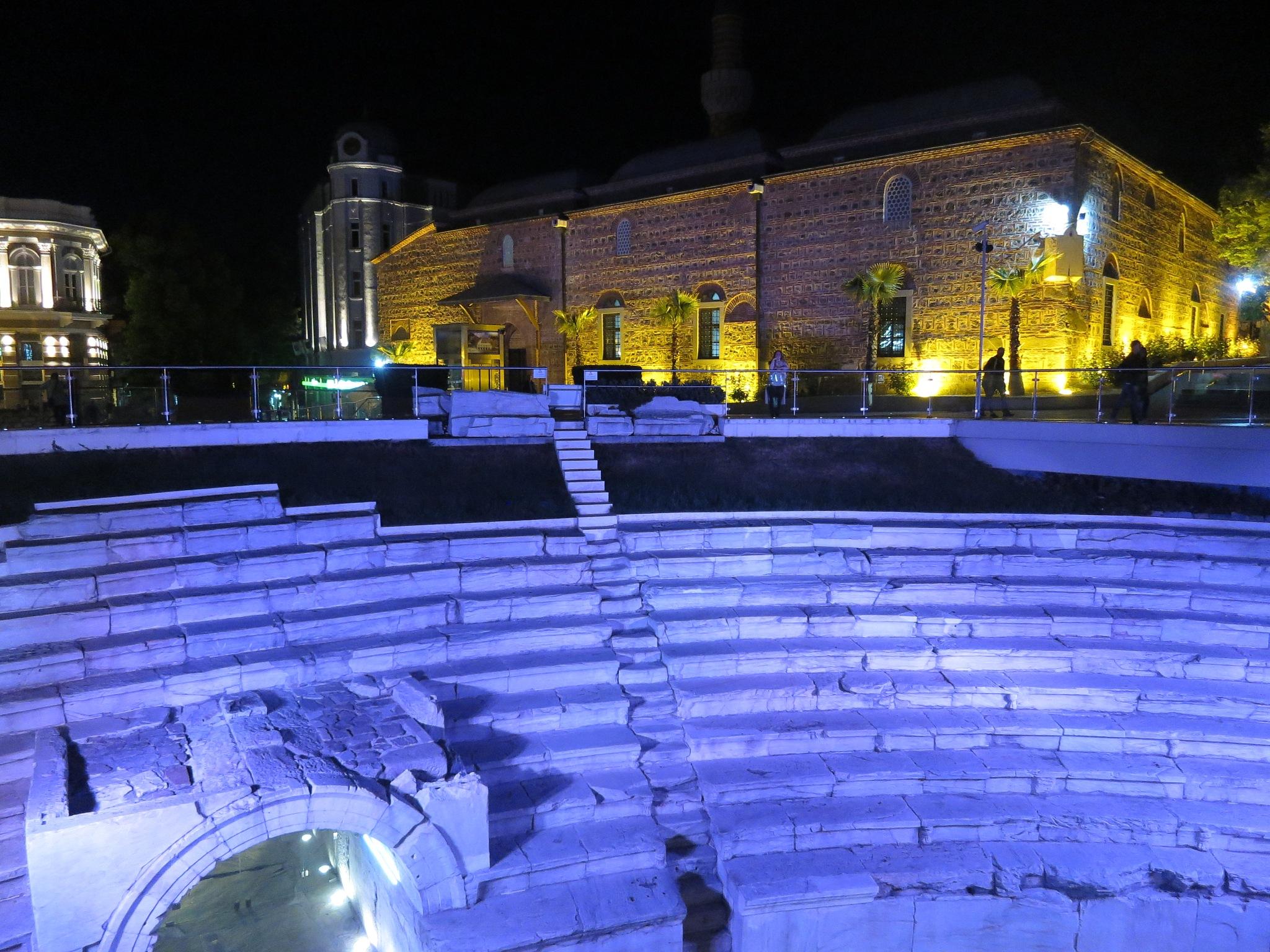 Plovdiv 3 by GraemeLeePollard