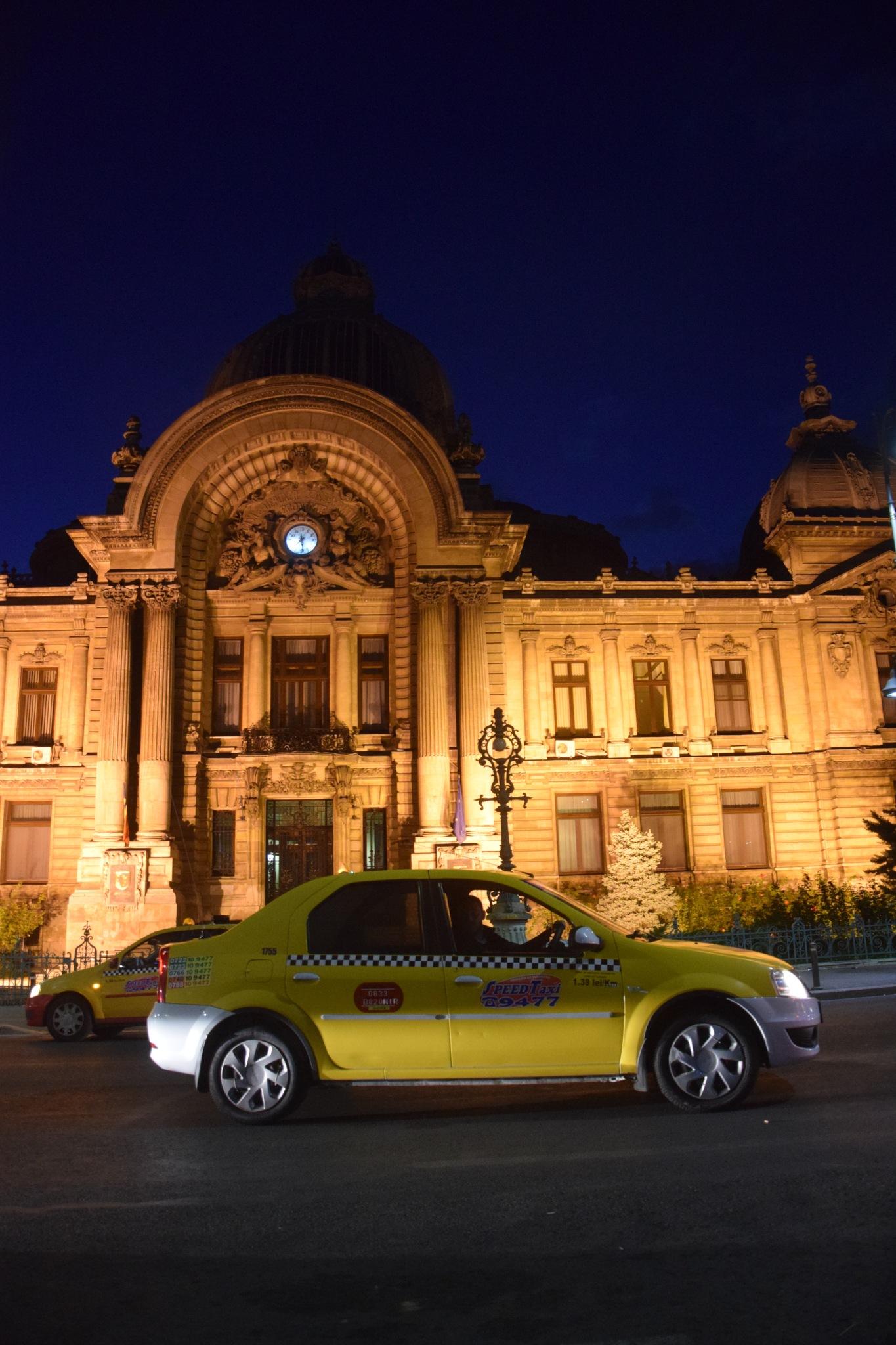 Bucharest 3 by GraemeLeePollard