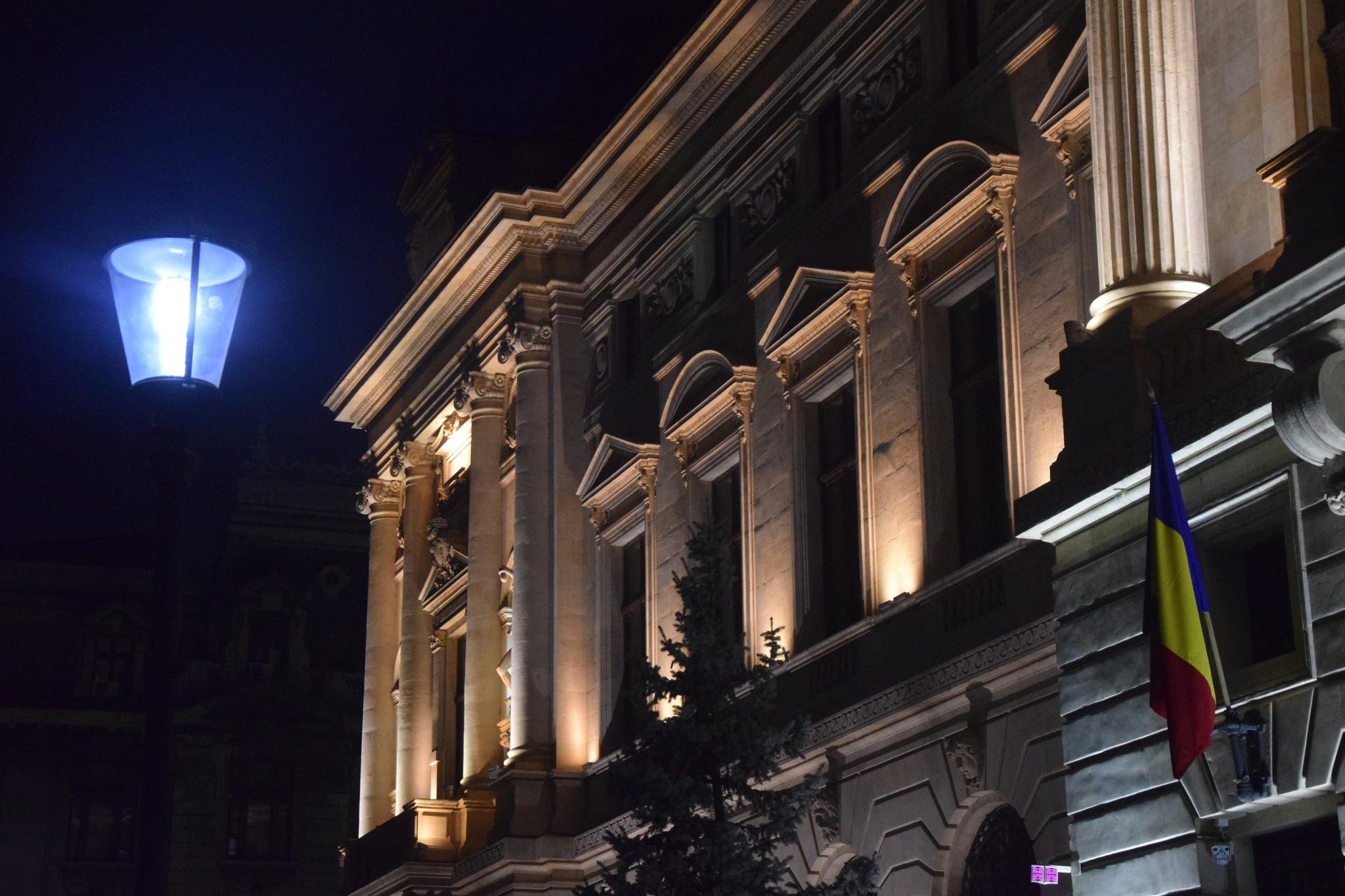 Bucharest 4 by GraemeLeePollard