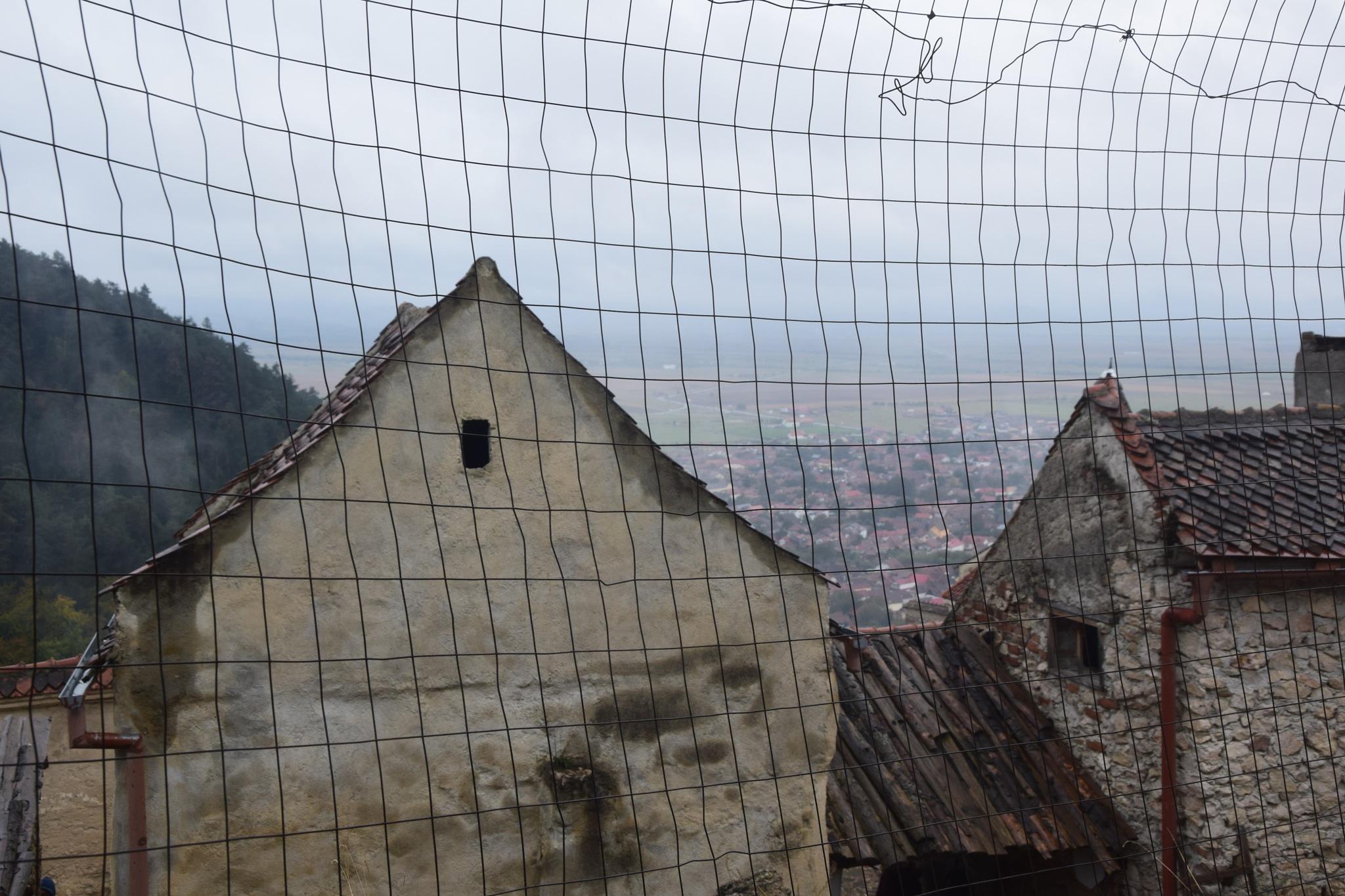 Rasnov Fortress 4 by GraemeLeePollard