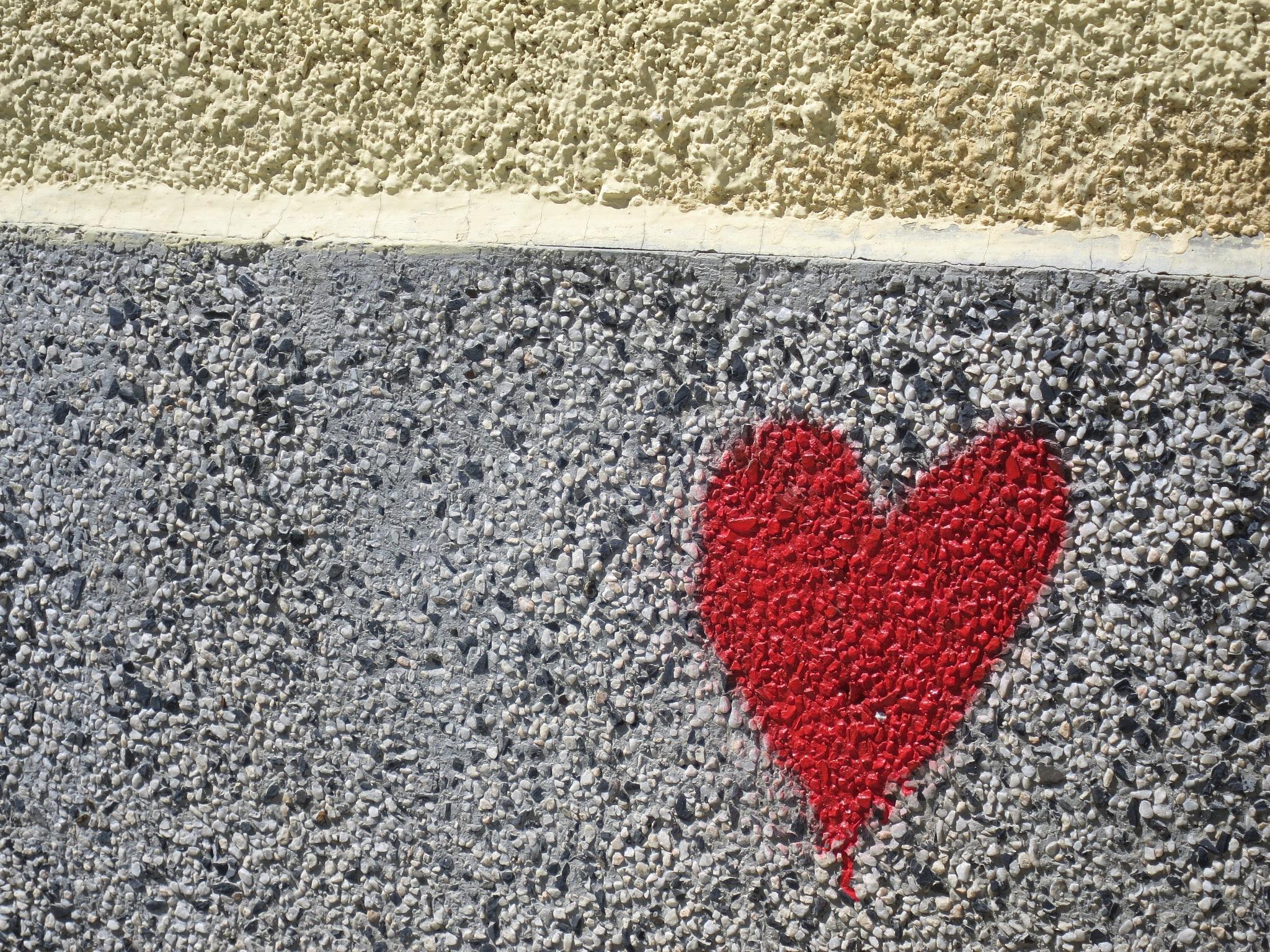 Heart in Sofia by GraemeLeePollard