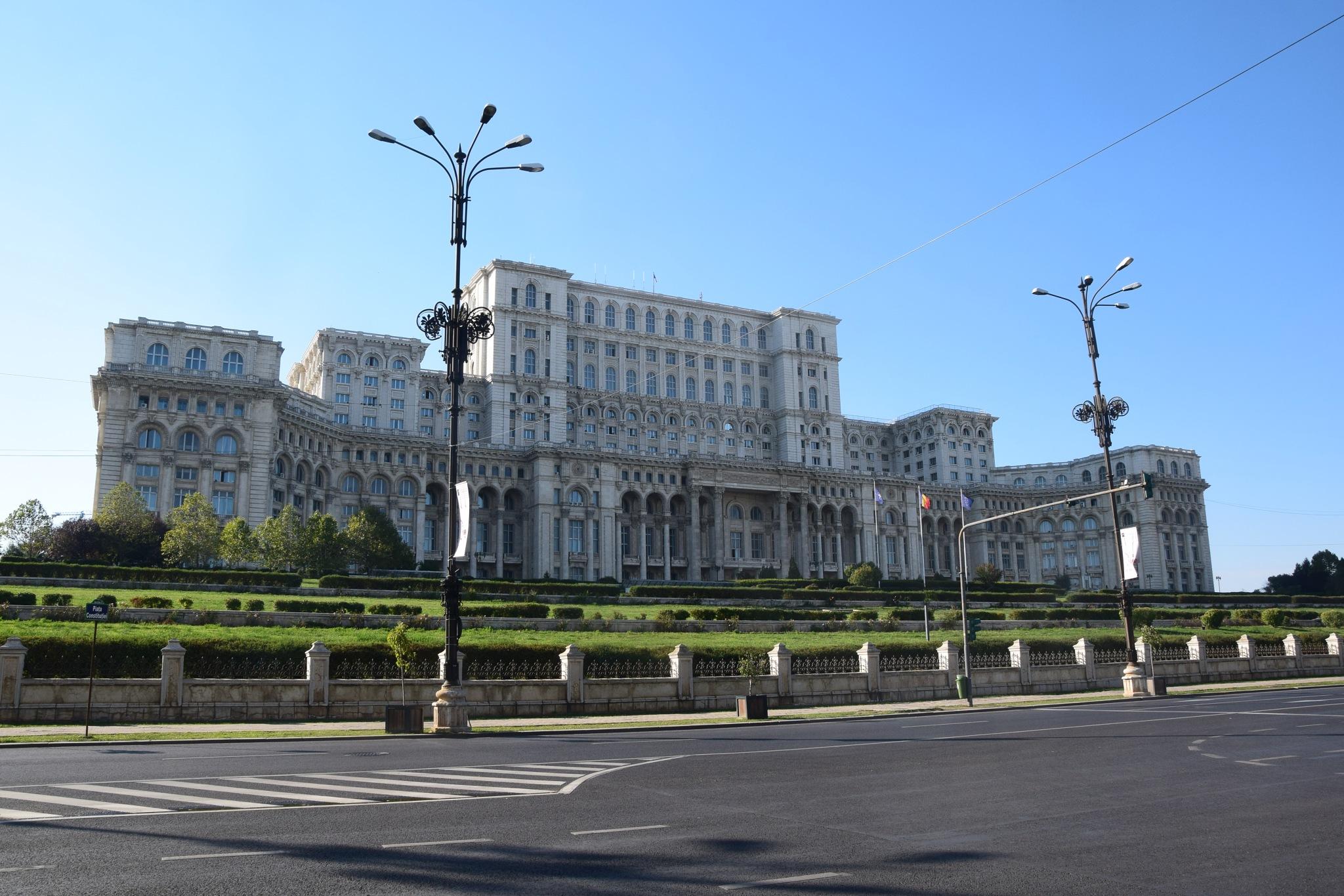 Bucharest 11 by GraemeLeePollard